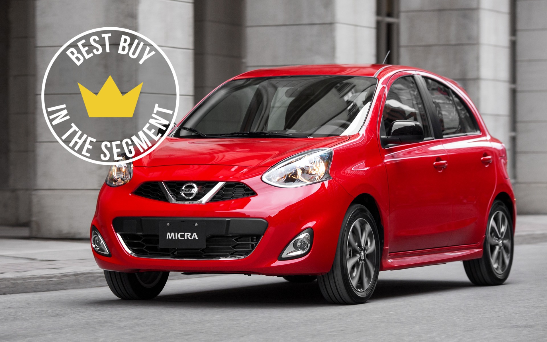 the car guide u2019s 2019 best buys  nissan micra