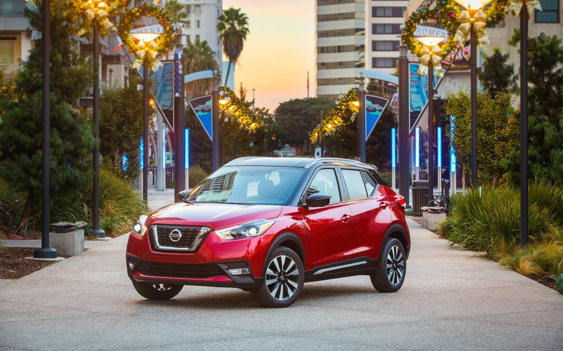 Nissan Kicks 2018 : un VUS pour ceux qui veulent faire semblant 361212_2018_Nissan_Kicks