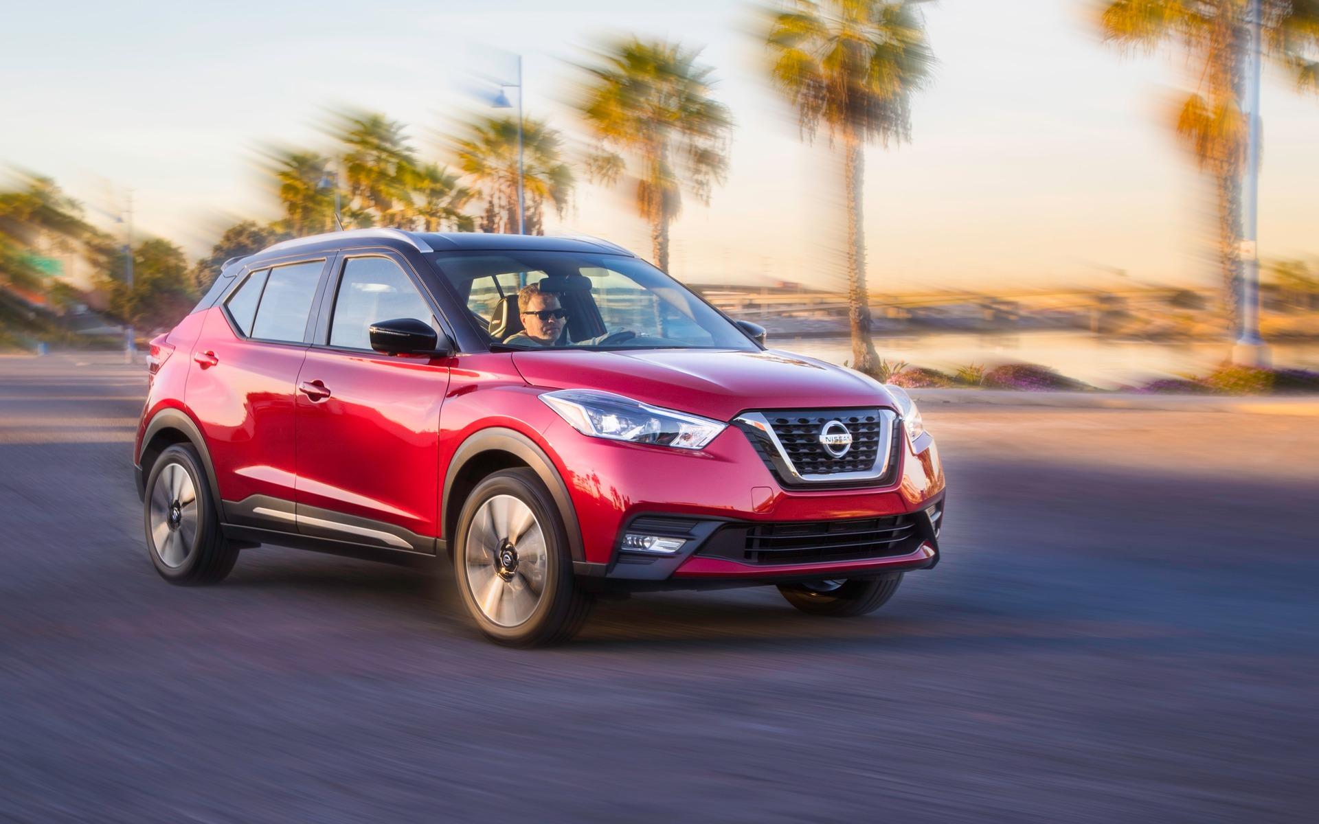 Nissan Kicks 2018 : un VUS pour ceux qui veulent faire semblant 361215_2018_Nissan_Kicks