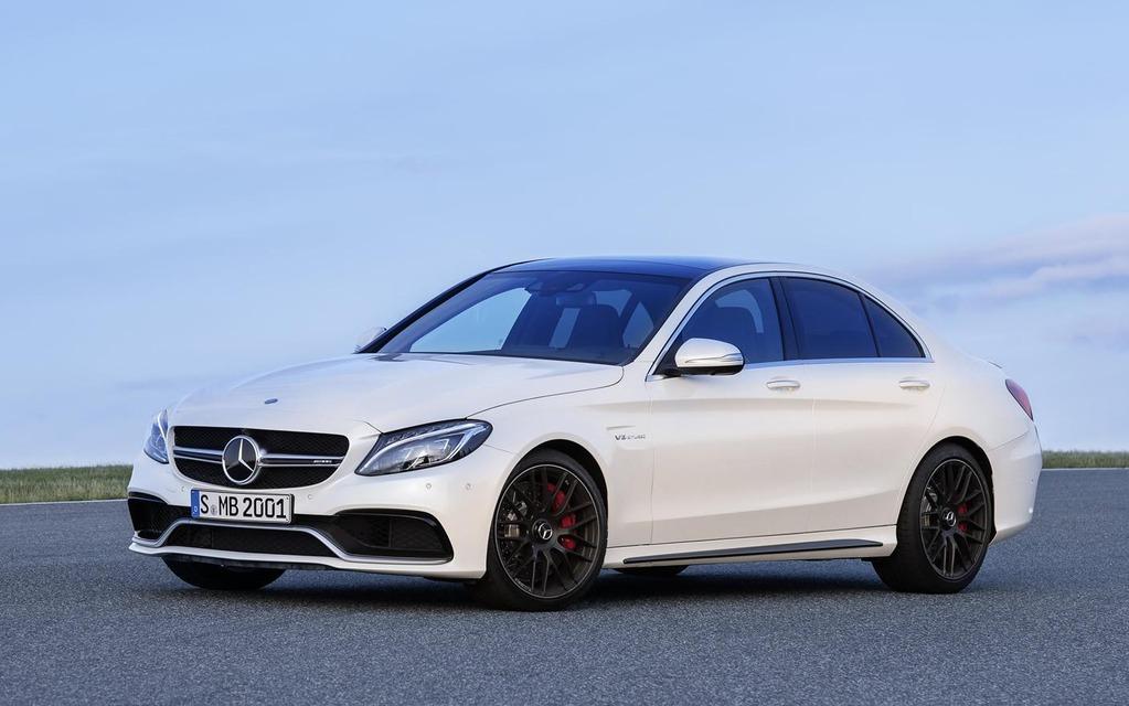 <p>2011 to 2016 Mercedes-Benz C-Class</p>