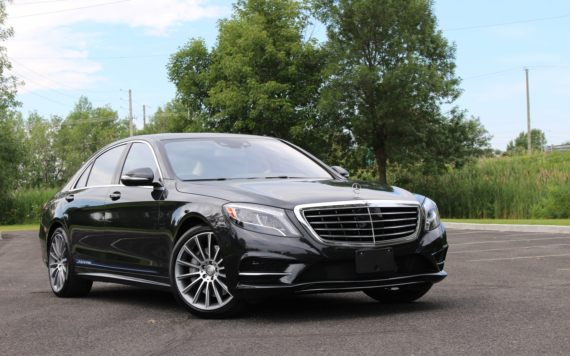 <p>2011 to 2016 Mercedes-Benz S-Class</p>
