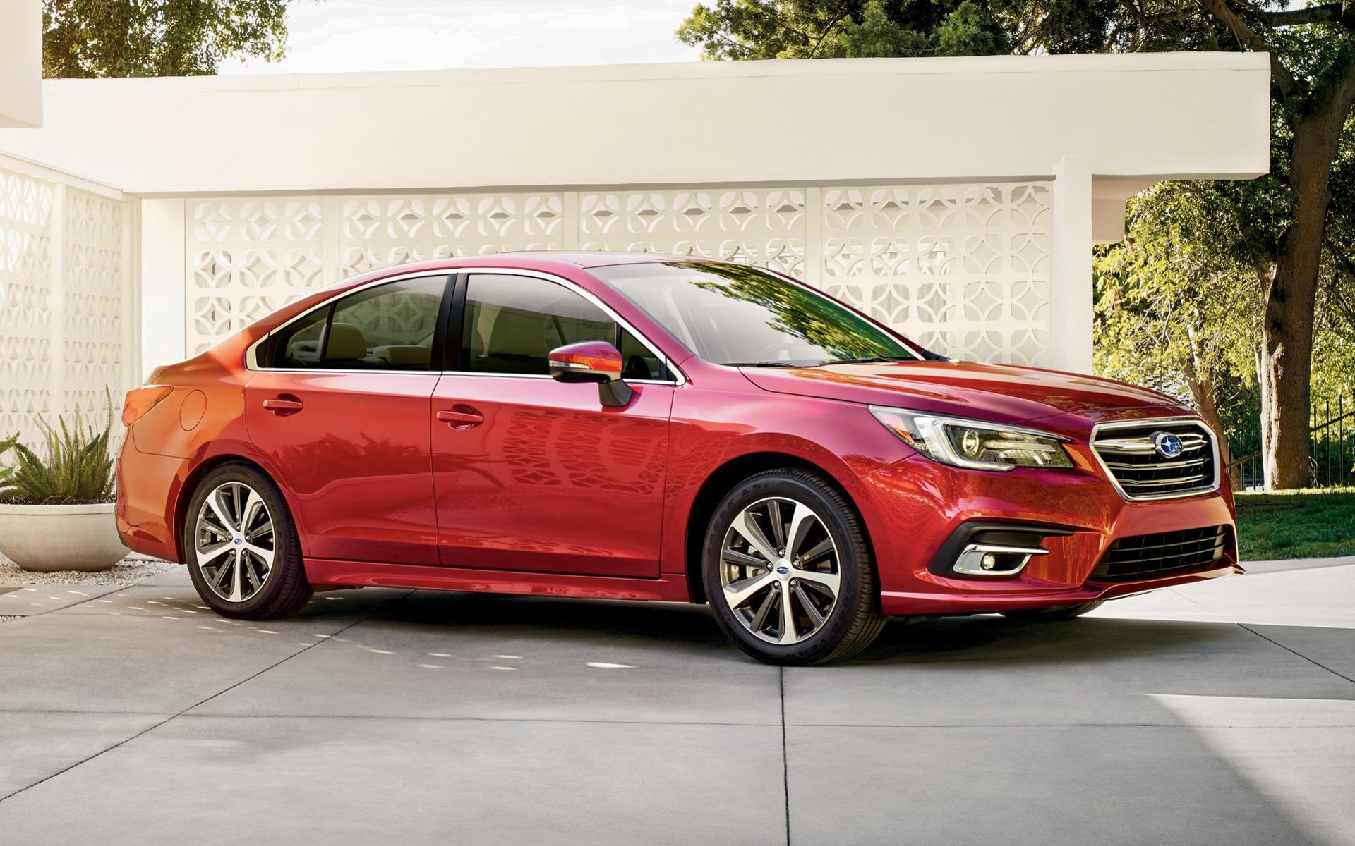 Subaru Legacy 2019 : cinq choses à savoir 361692_2019_Subaru_Legacy