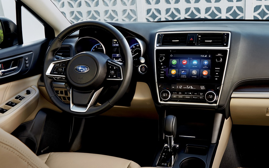 Subaru Legacy 2019 : cinq choses à savoir 361695_2019_Subaru_Legacy