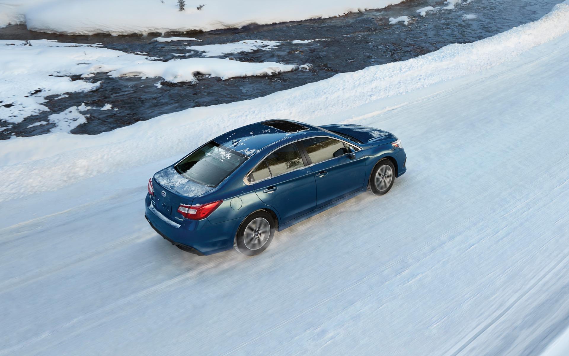 Subaru Legacy 2019 : cinq choses à savoir 361700_2019_Subaru_Legacy