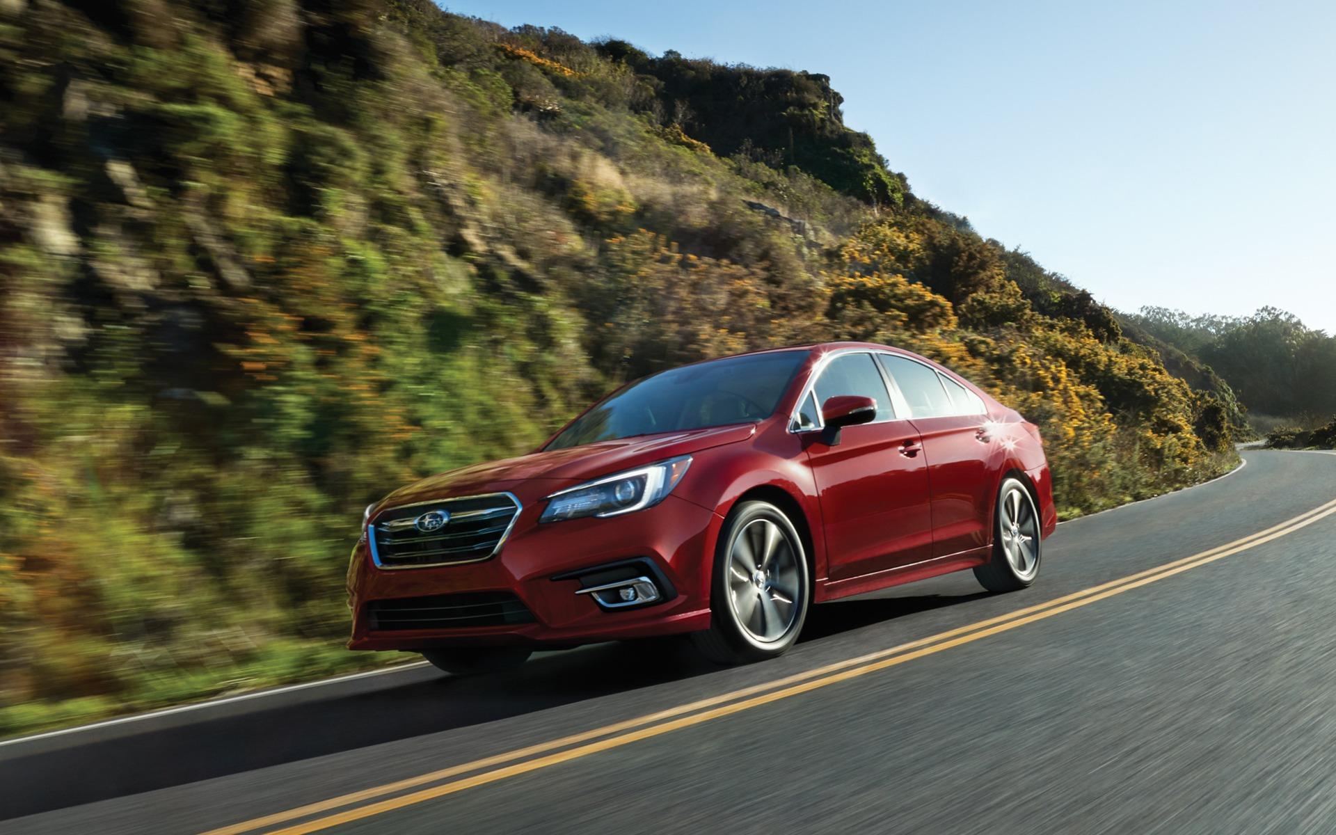Subaru Legacy 2019 : cinq choses à savoir 361704_2019_Subaru_Legacy
