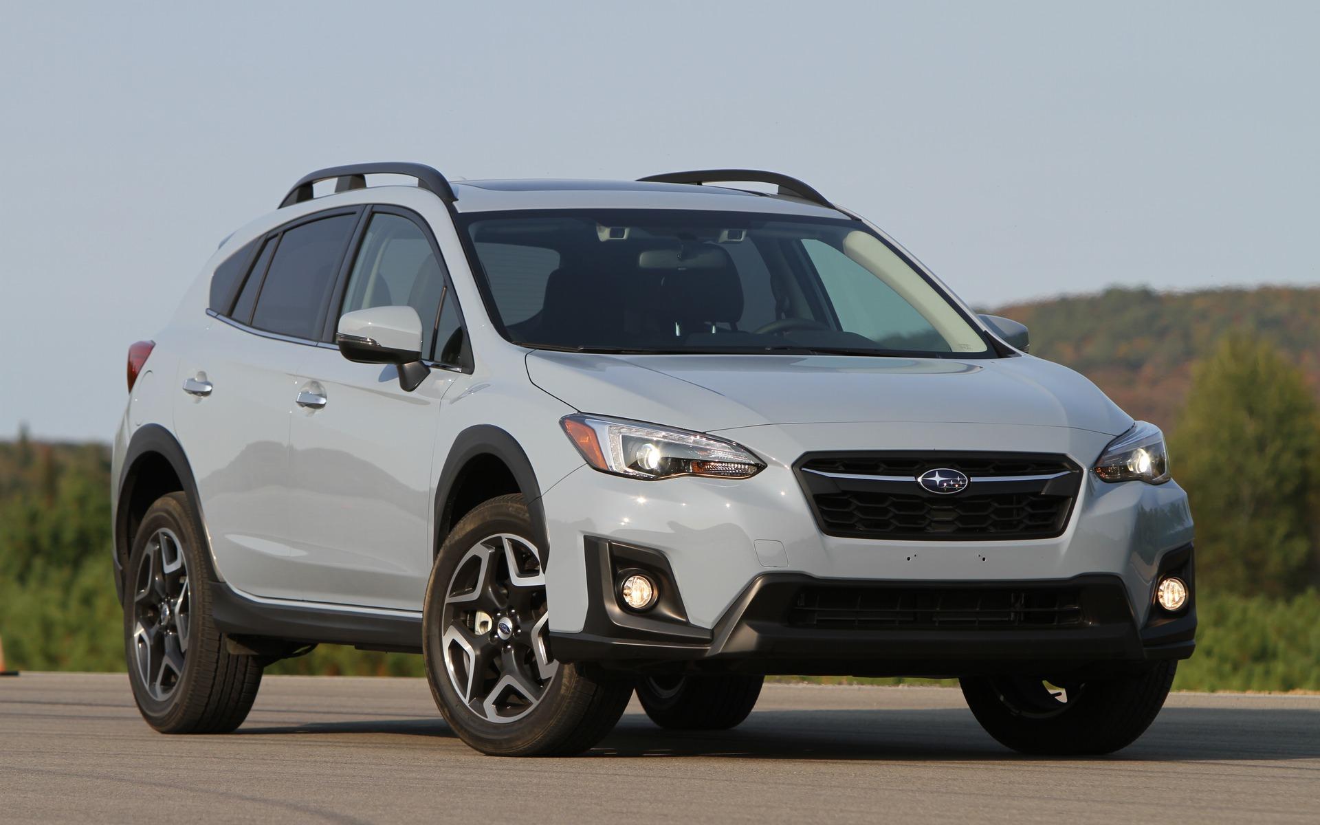 <p>Subaru Crosstrek</p>