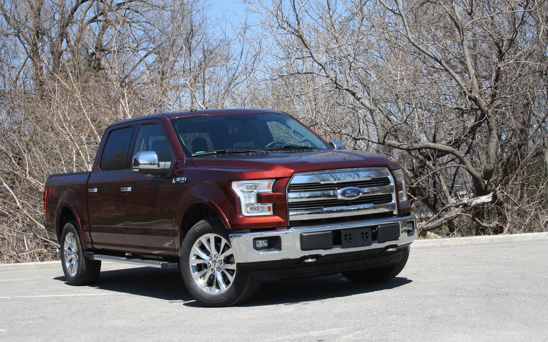 <p>2016 Ford F-150</p>