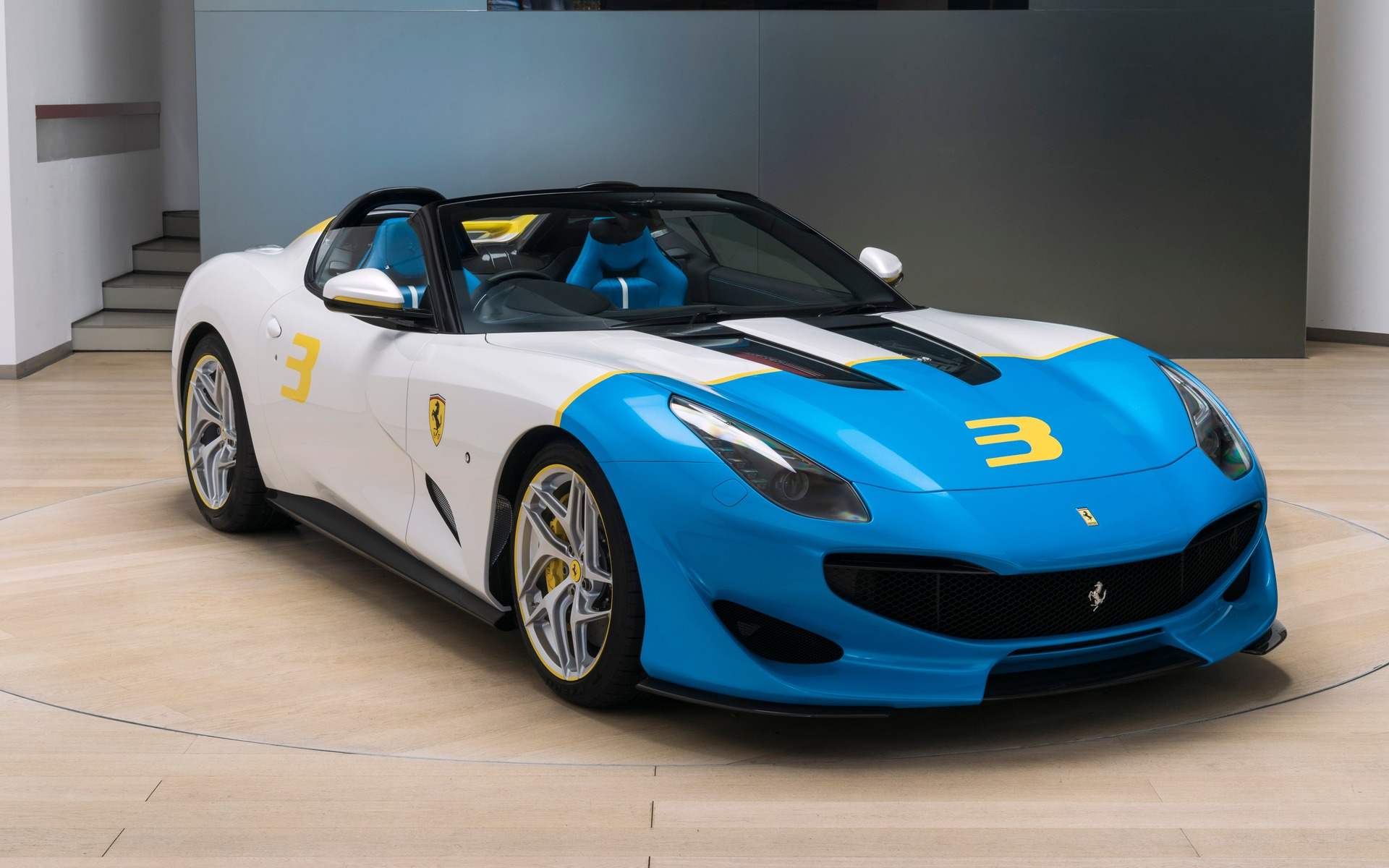 Ferrari Sp3jc The Brand S Most Recent Project The Car Guide