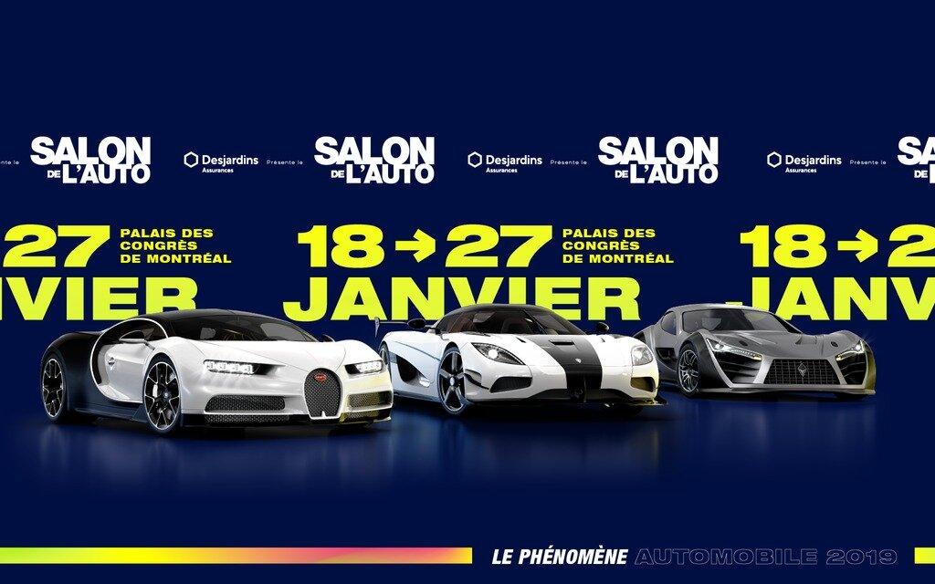 Que nous r serve le salon de l 39 auto de montr al 2019 - Salon de l auto de montreal ...