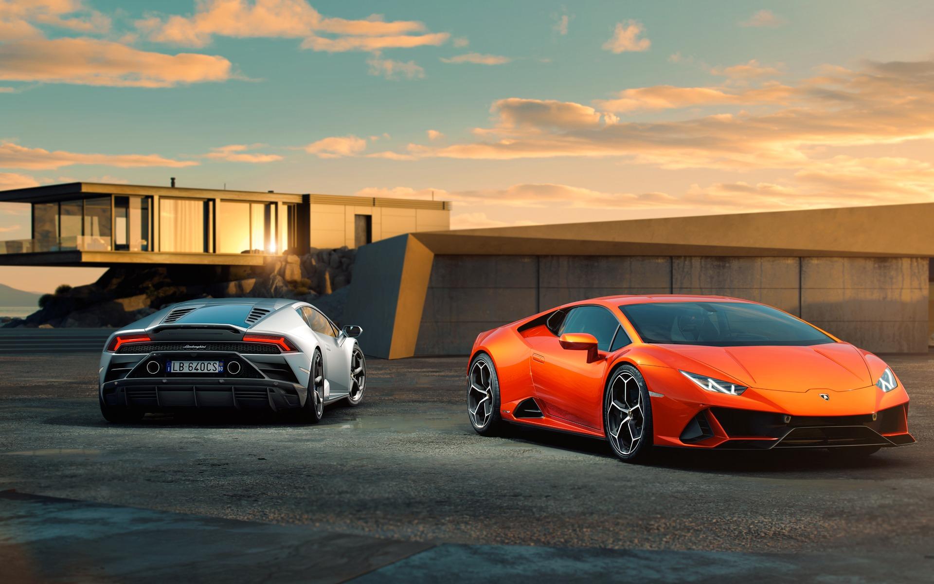Lamborghini Huracán EVO 2019 : revue et corrigée 361956_2019_Lamborghini_Huracan