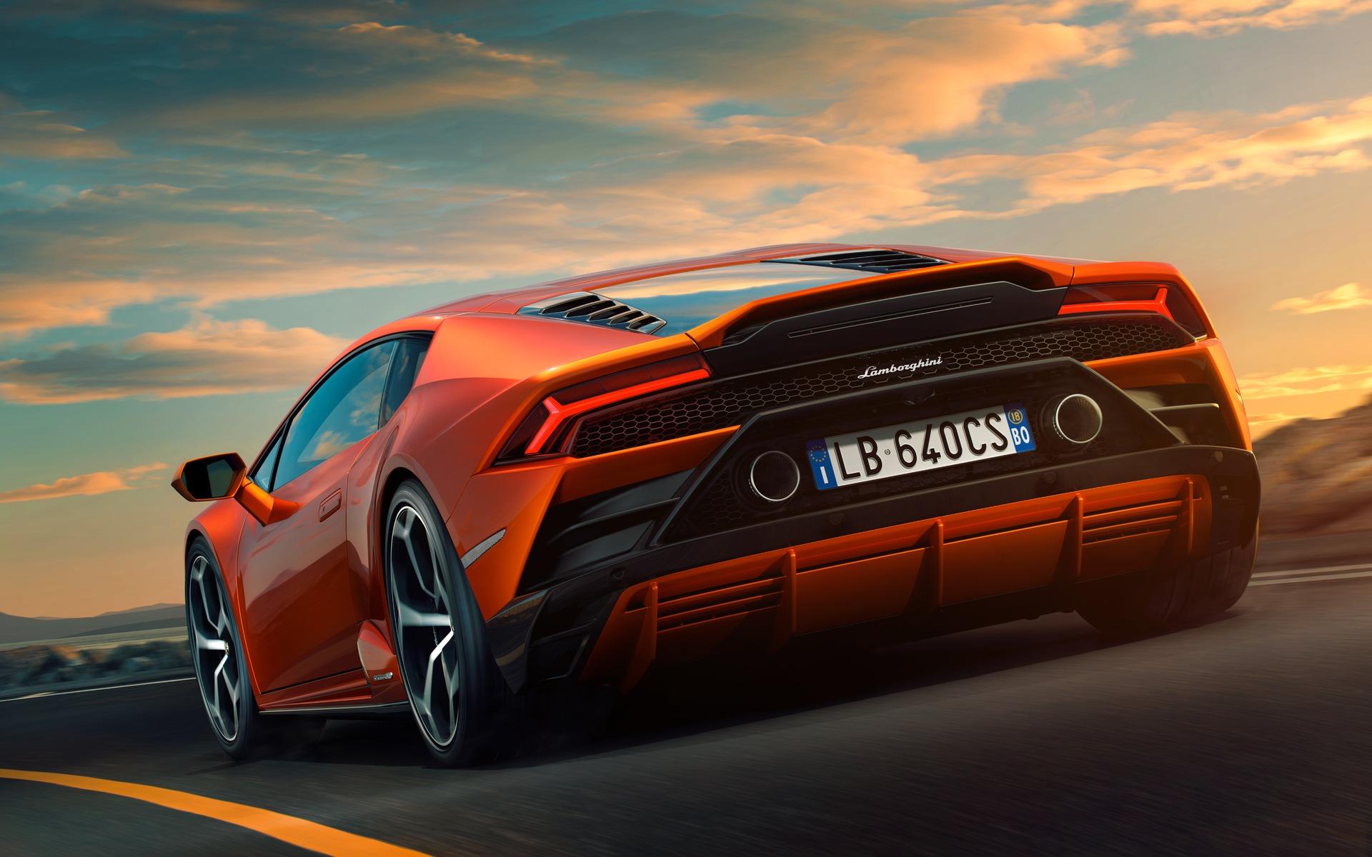 Lamborghini Huracán EVO 2019 : revue et corrigée 361957_2019_Lamborghini_Huracan