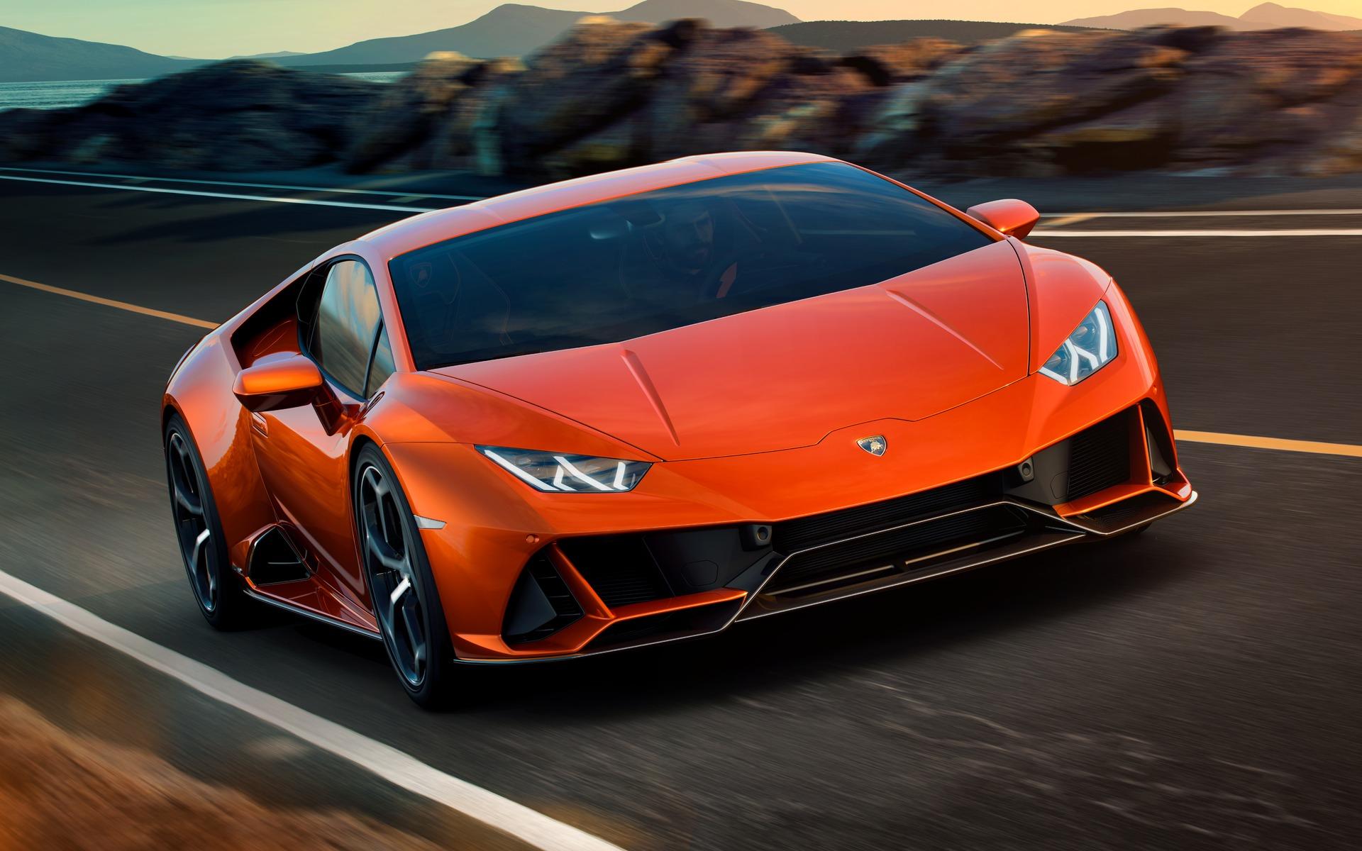 Lamborghini Huracán EVO 2019 : revue et corrigée 361958_2019_Lamborghini_Huracan