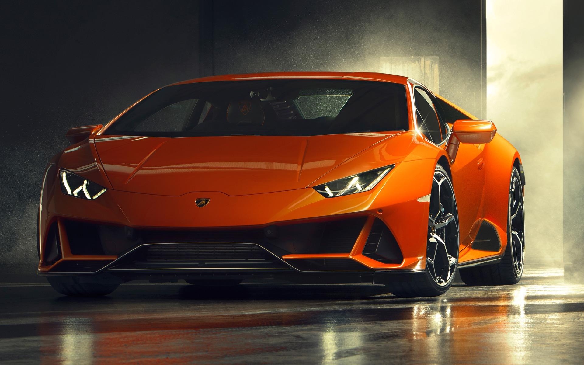 Lamborghini Huracán EVO 2019 : revue et corrigée 361959_2019_Lamborghini_Huracan