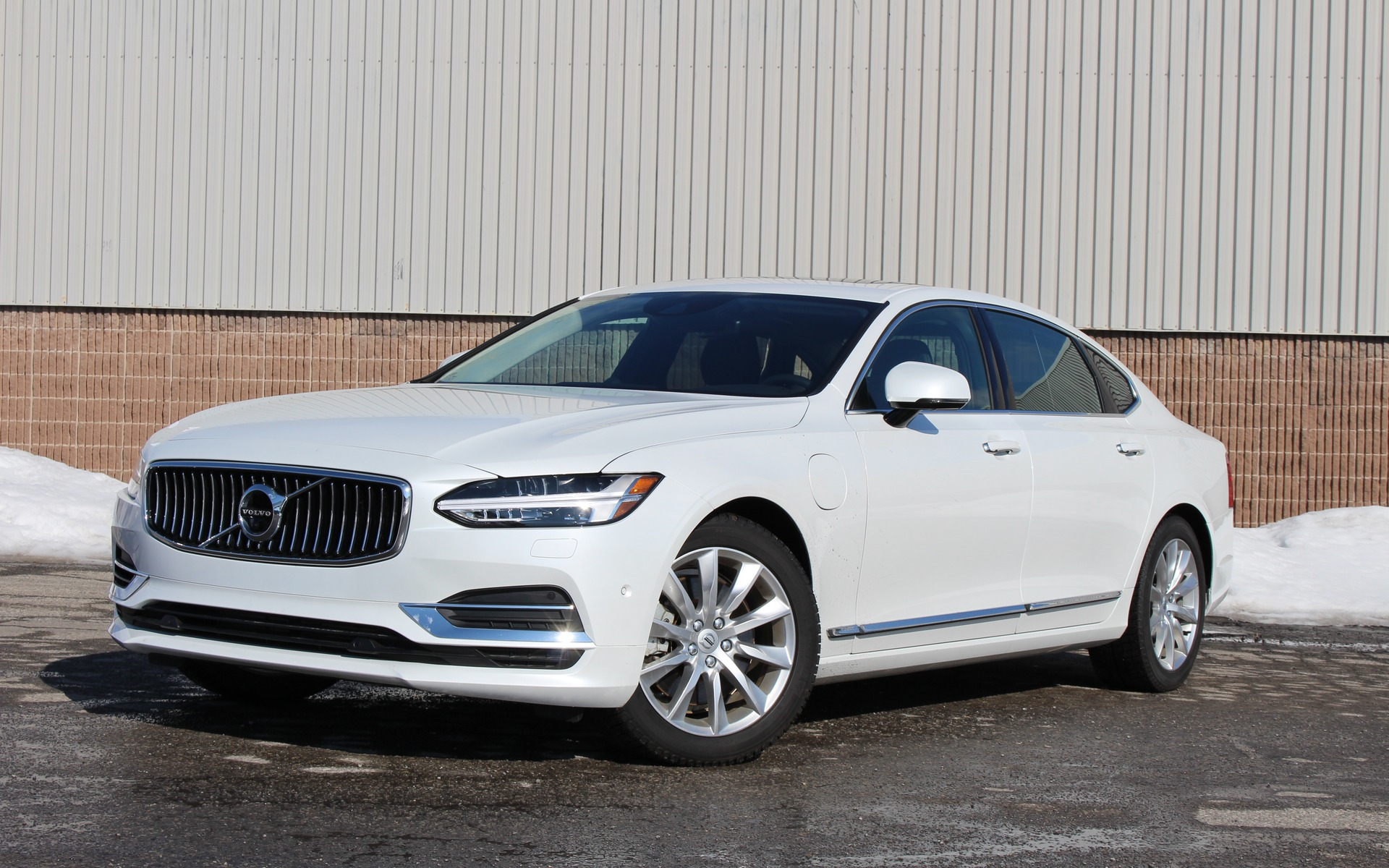 2018 Volvo S90 T8 Eawd Excellence By Design The Car Guide