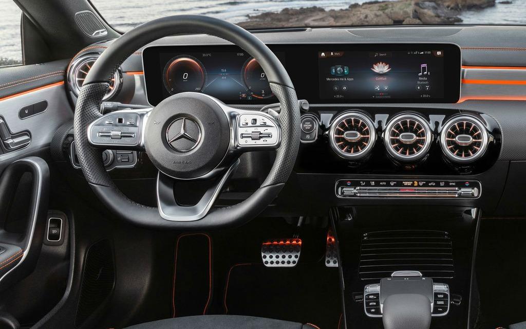 Mercedes-Benz CLA 2019 : la deuxième génération arrive au CES 362122_Mercedes-Benz_CLA_2019_-_la_deuxieme_generation_arrive_au_CES