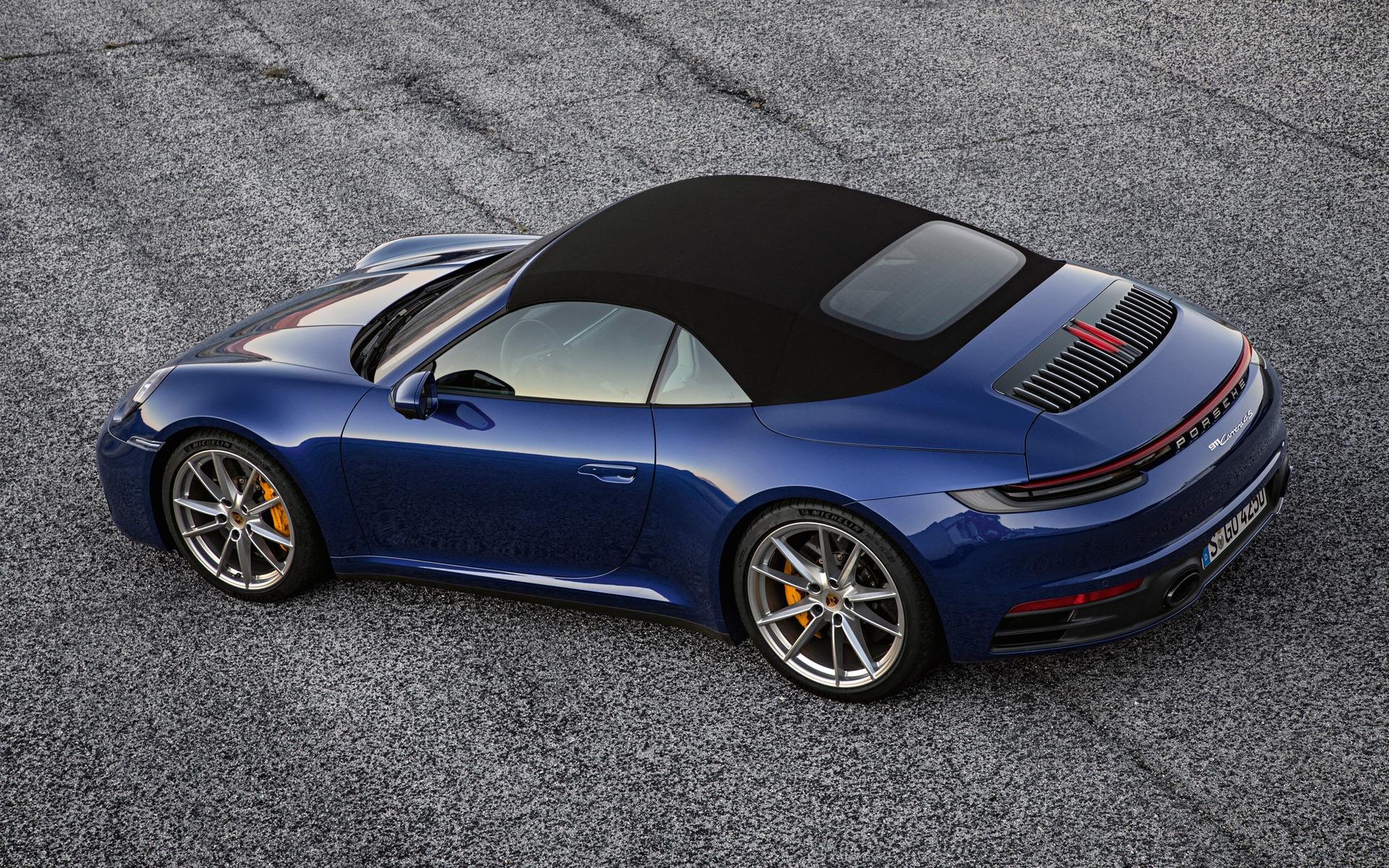 Voici la Porsche 911 Carrera Cabriolet 2020 362241_2020_Porsche_911