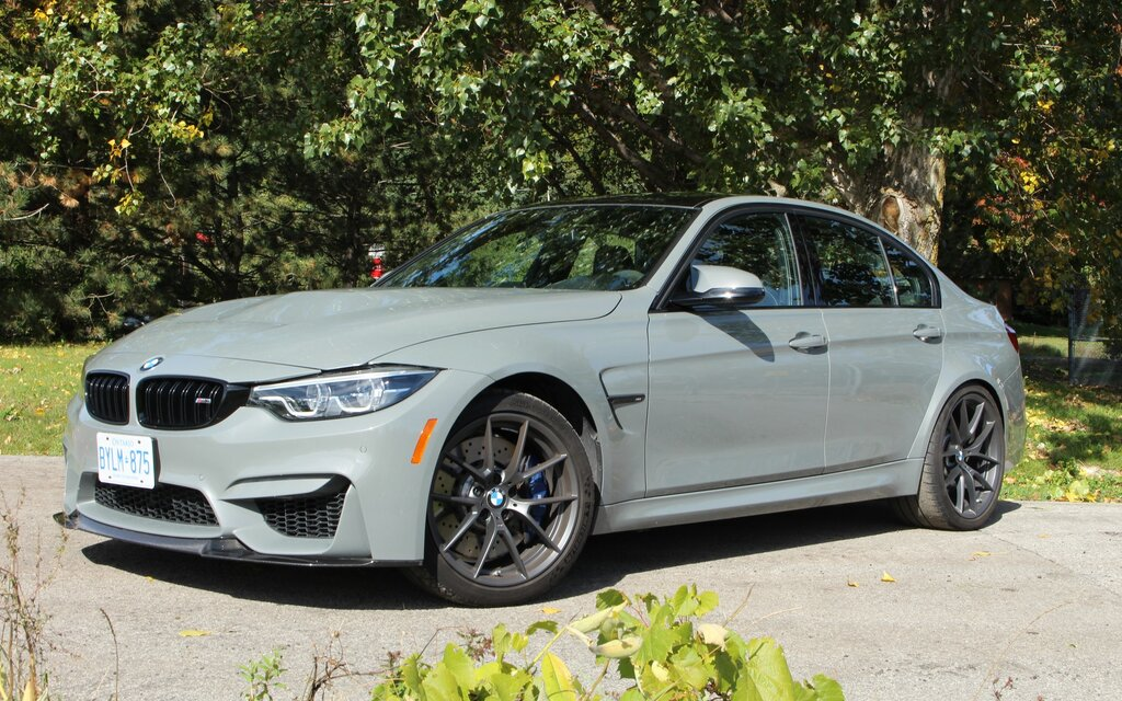 BMW M3 CS 2018 : finir en beauté - Guide Auto