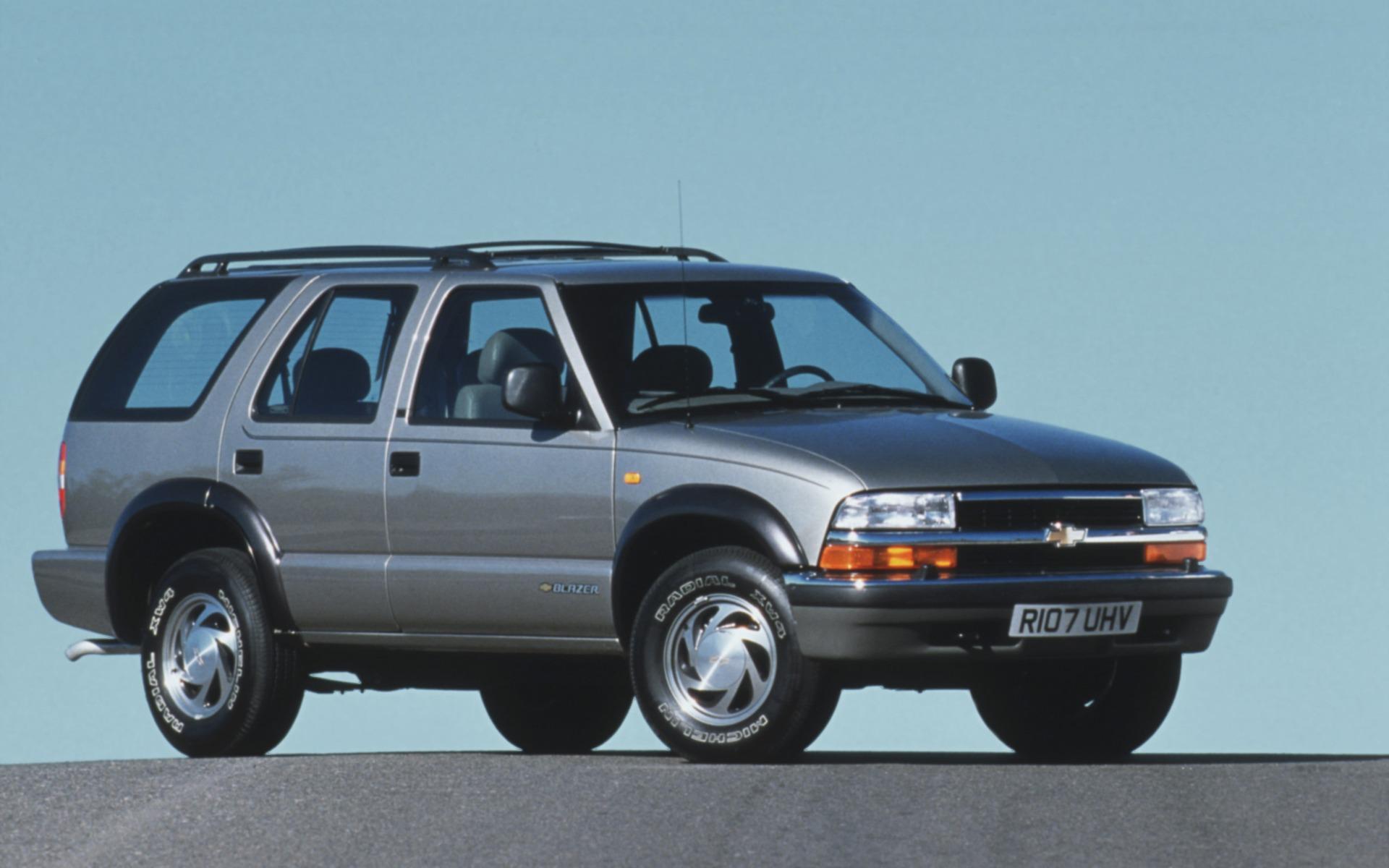 <p>Chevrolet Blazer 1997</p>