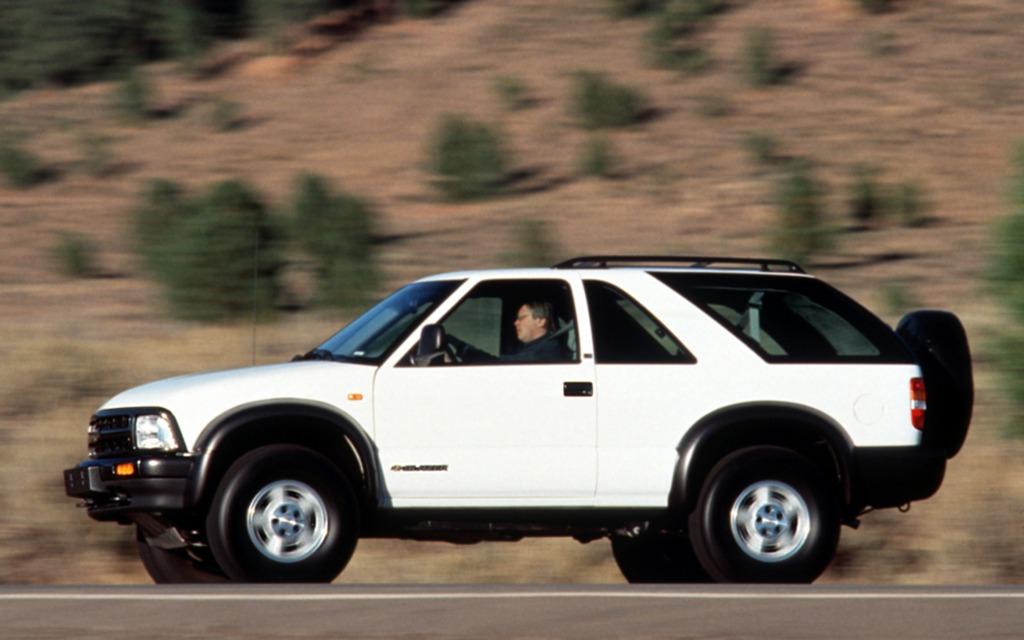 <p>Chevrolet Blazer ZR21995</p>