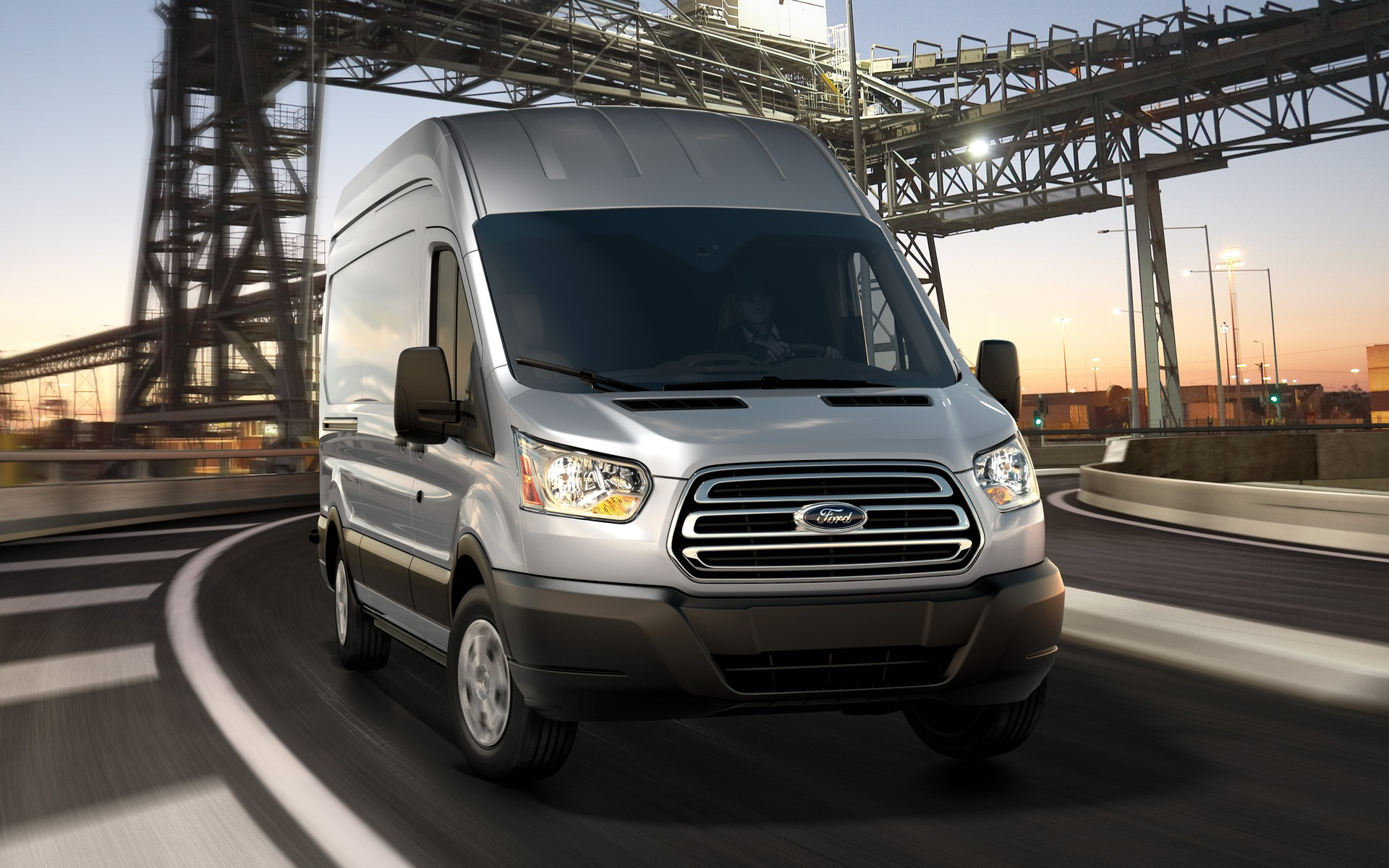<p>Volkswagen could sell its own version of the Ford Transit.</p>