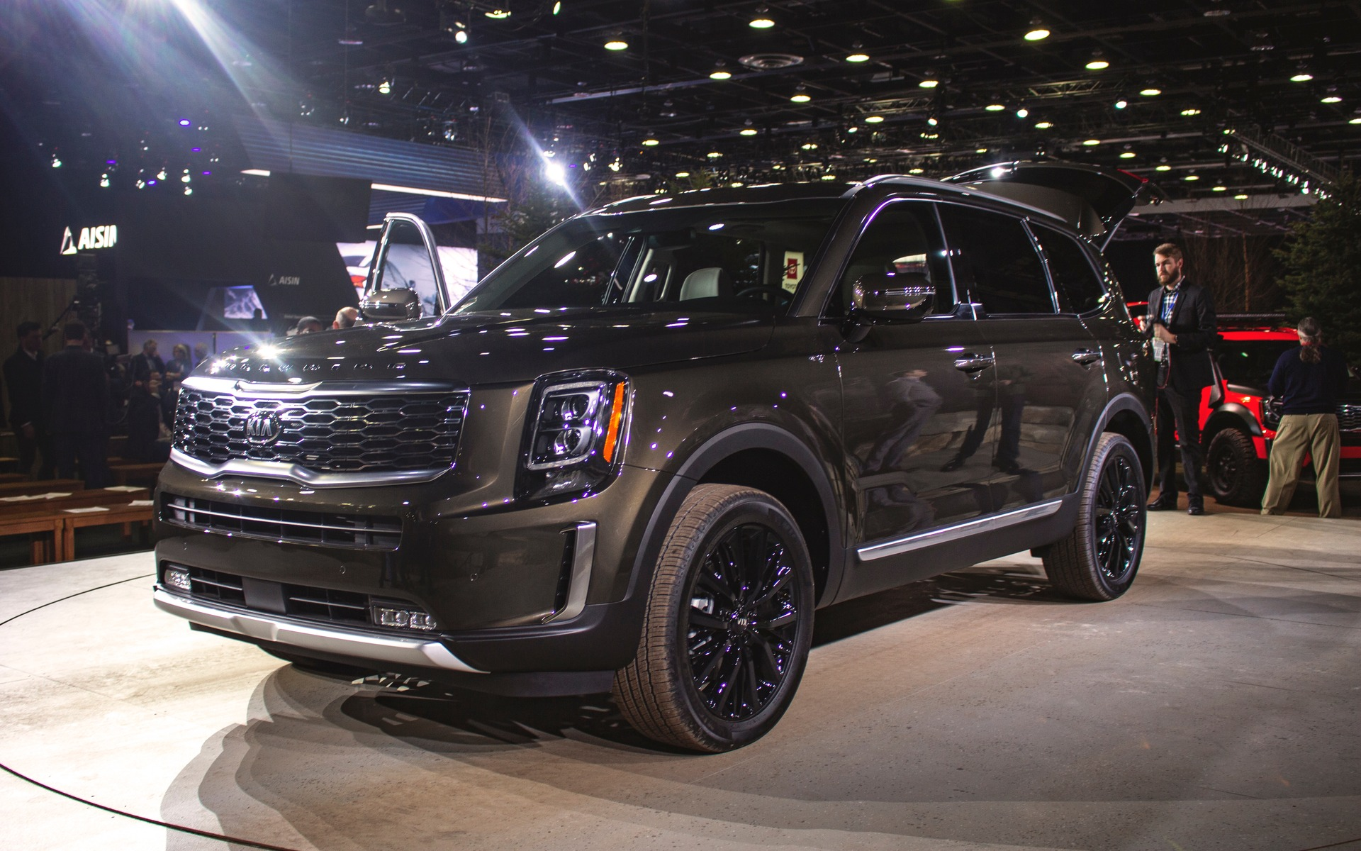 The New 2020 Kia Telluride Looks Ready for Battle - The ...