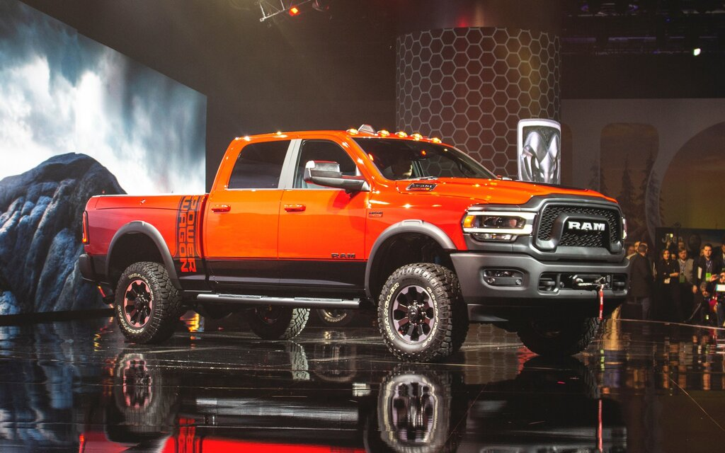 2019 Ram HD: FCA Unveils the New Generation of its ...