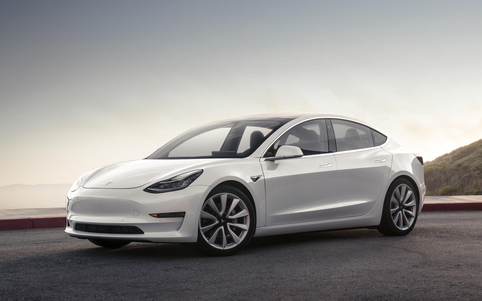 Pre Owned Tesla >> The Tesla Model 3 is the #8 bestselling Car in Canada in ...