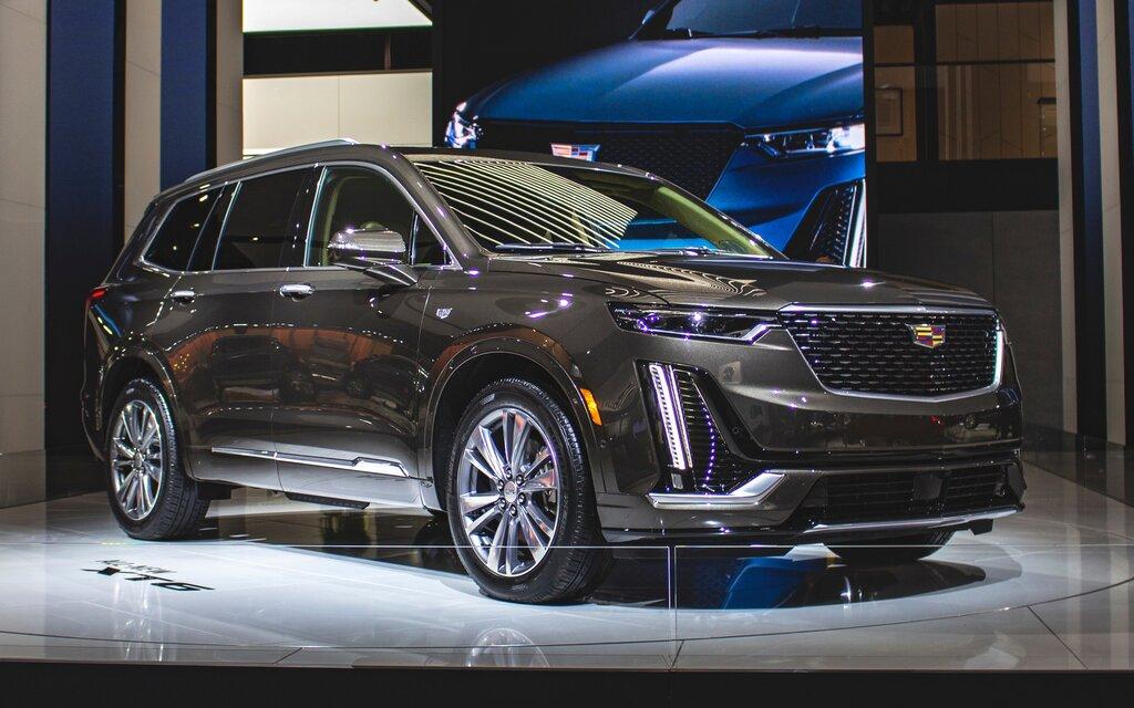 Cadillac présente un quatrième véhicule utilitaire : le ...
