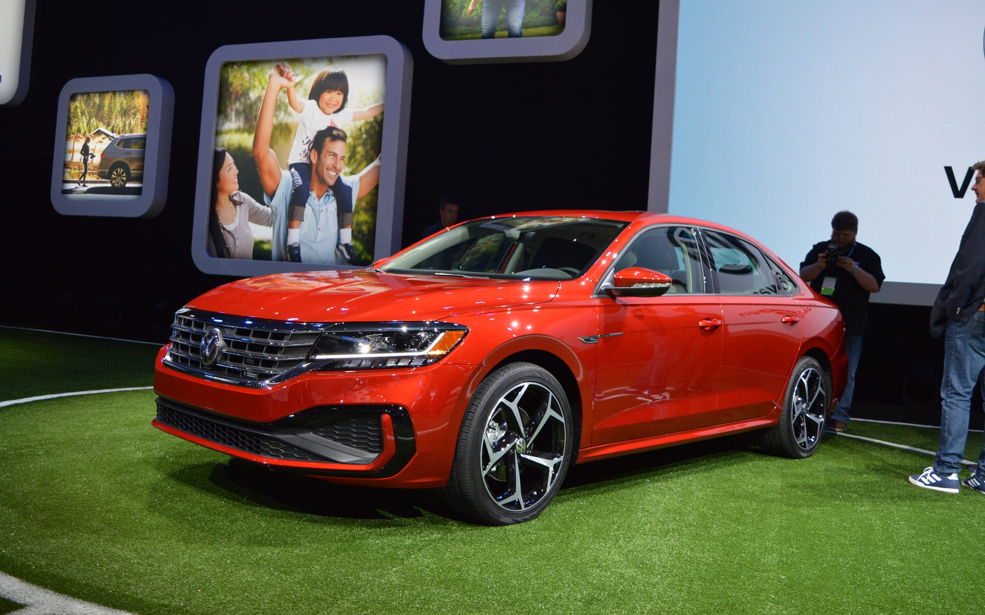 Here S The 2020 Volkswagen Passat The Car Guide