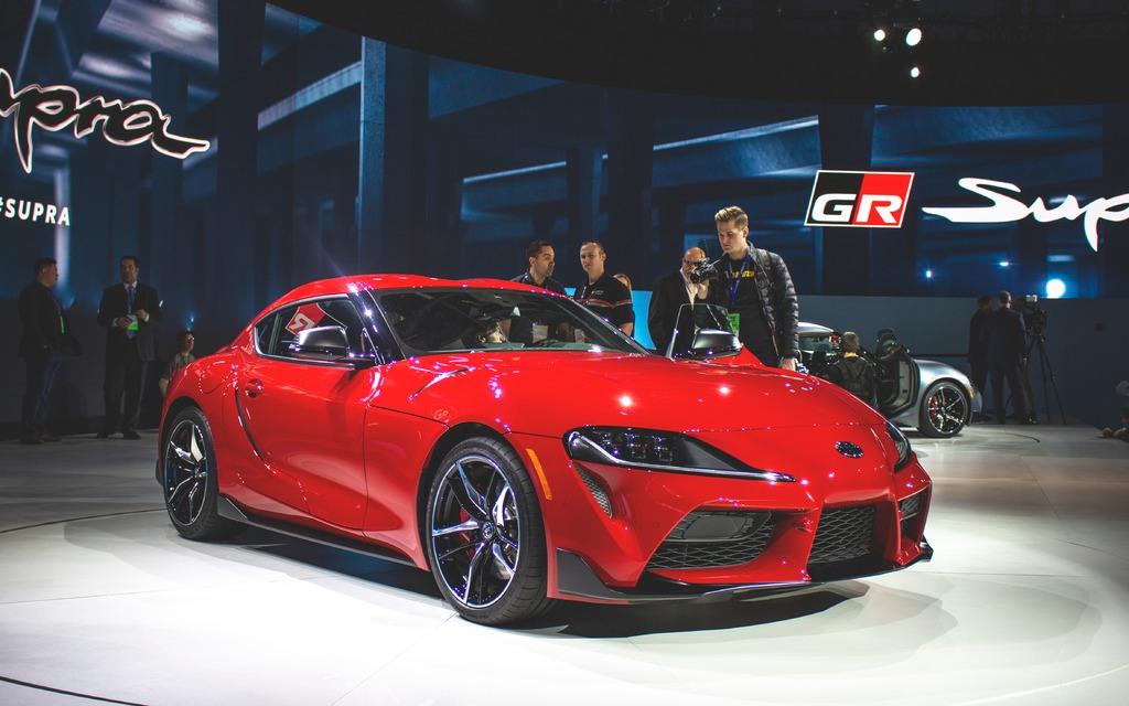 A Few Debuts From The Detroit Motor Show Salon International De L