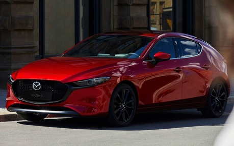 The 2019 Mazda3 To Start At 18 000 In Canada The Car Guide