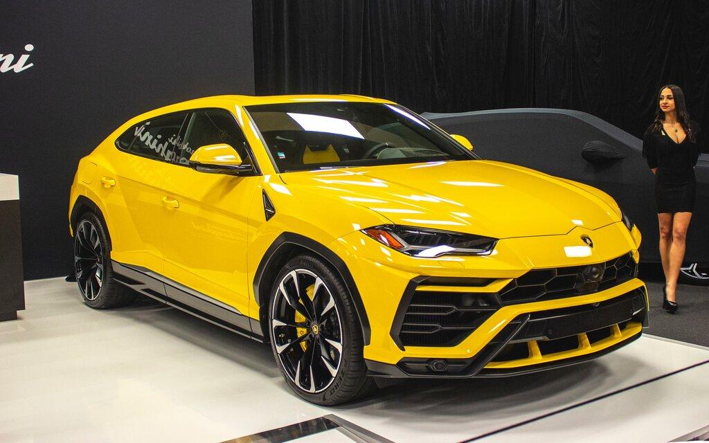 montreal auto show presents   luxury suvs  car guide