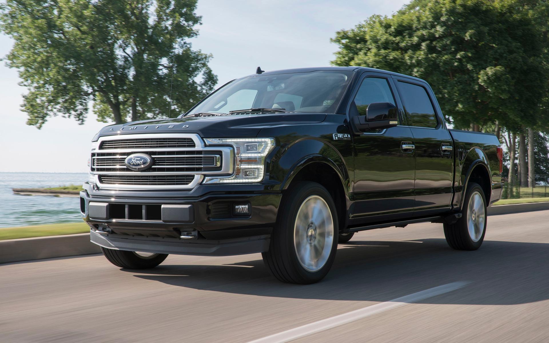 <p>Ford F-150 Diesel</p>