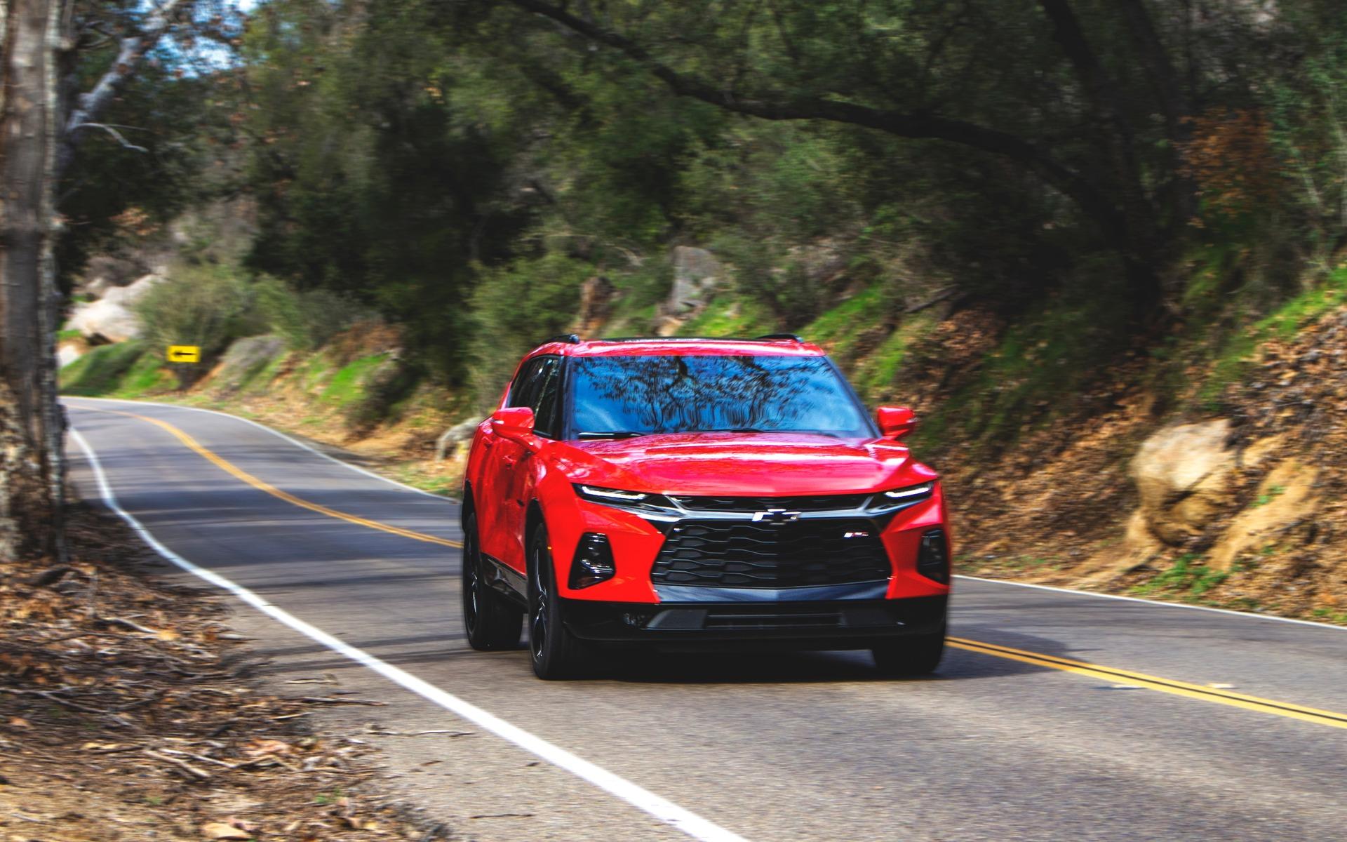 2019 Chevrolet Blazer: Identity Theft - The Car Guide