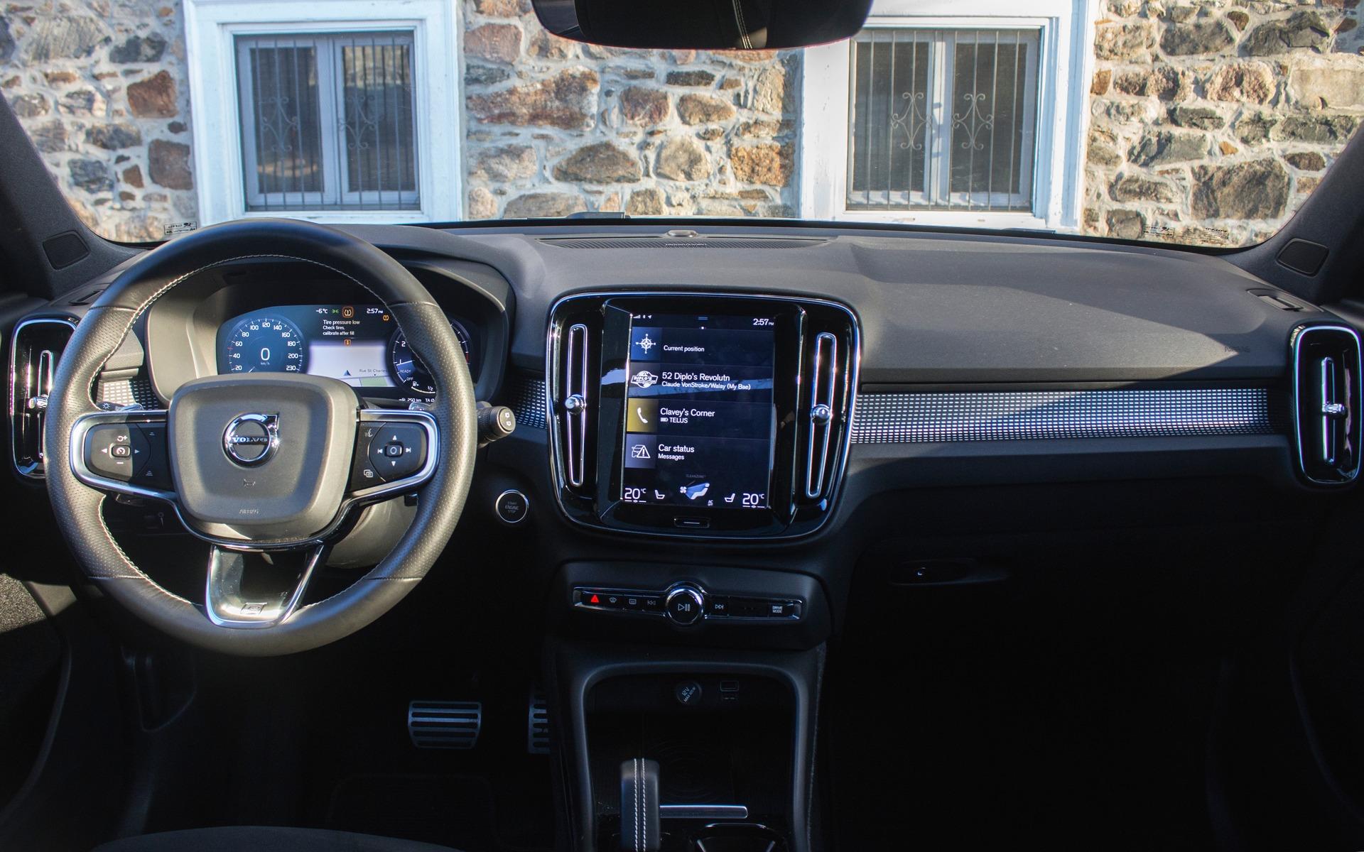 Meilleurs achats 2019 du Guide de l'auto : Volvo XC40 365627_2019_Volvo_XC40