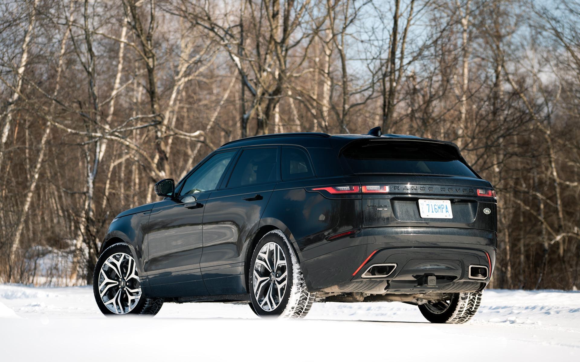 Range Rover Velar 2019 : battre la concurrence avec le style 365791_Range_Rover_Velar_2019_battre_la_concurrence_avec_le_style
