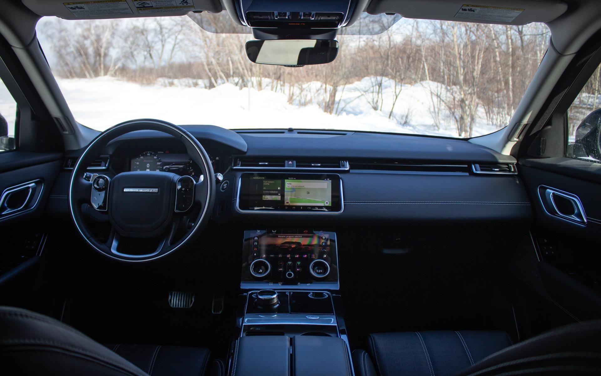 Range Rover Velar 2019 : battre la concurrence avec le style 365795_Range_Rover_Velar_2019_battre_la_concurrence_avec_le_style