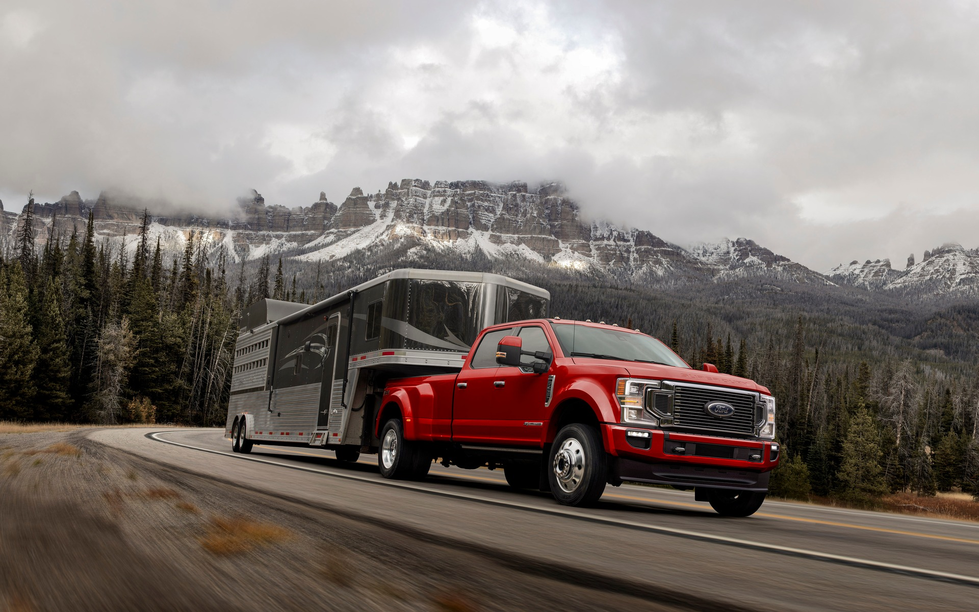 The 2020 Ford Super Duty Promises to be Even More Powerful ...