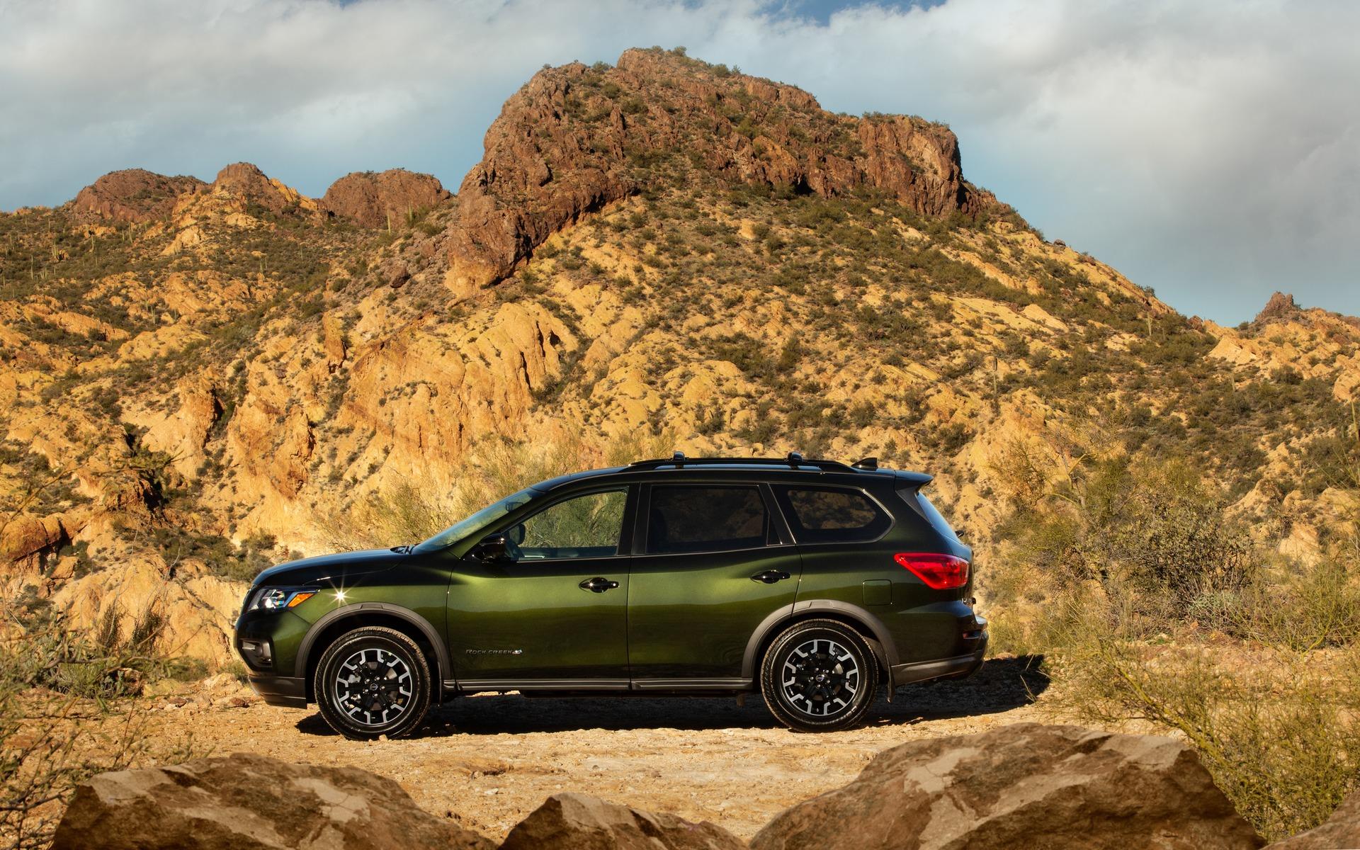 Nissan introduit le Pathfinder Rock Creek Edition 2019 365991_2019_Nissan_Pathfinder