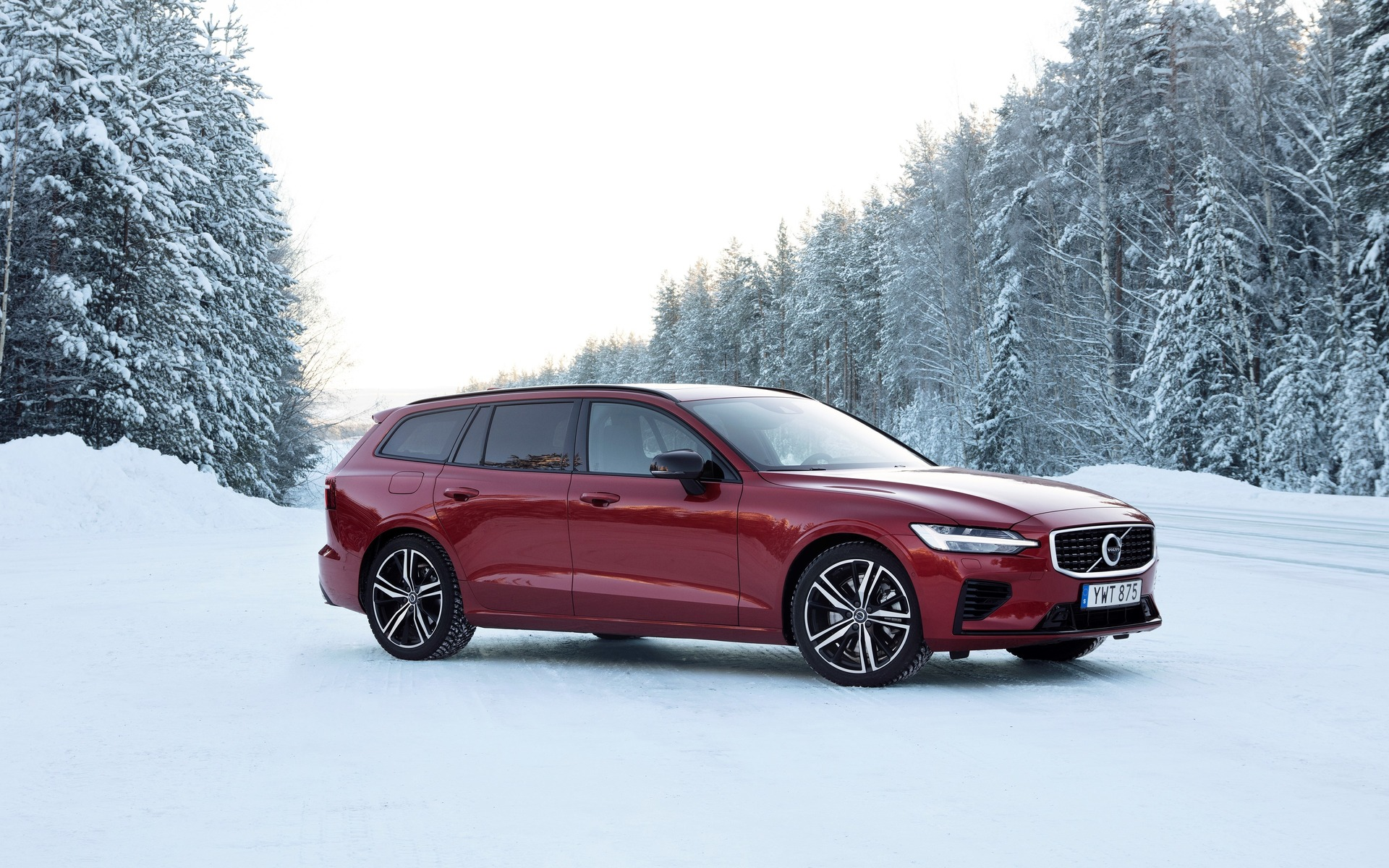 Volvo V60 Crosscountry T8 2019