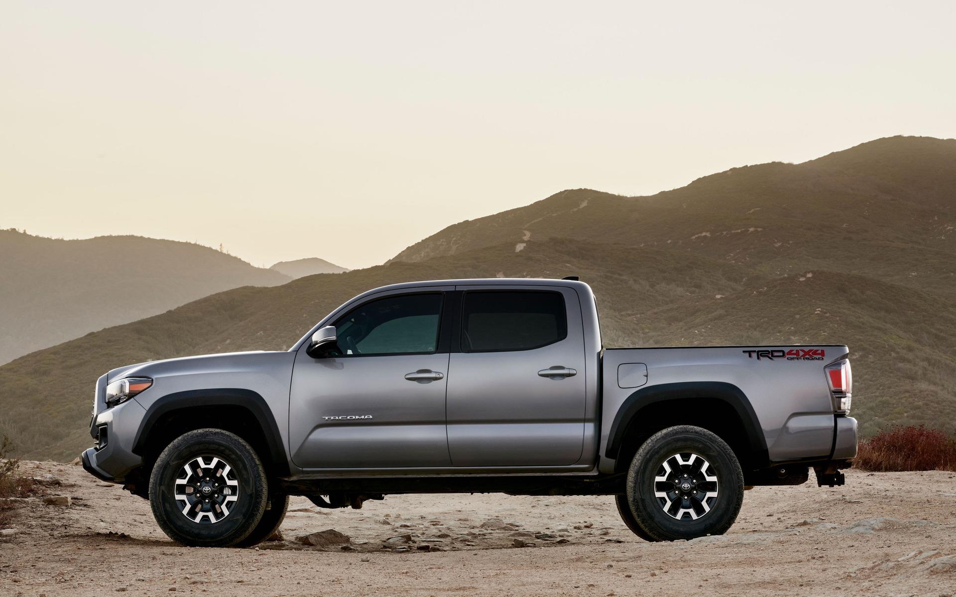 Le Toyota Tacoma 2020 introduit au Salon de l'auto de Chicago 366352_2020_Toyota_Tacoma