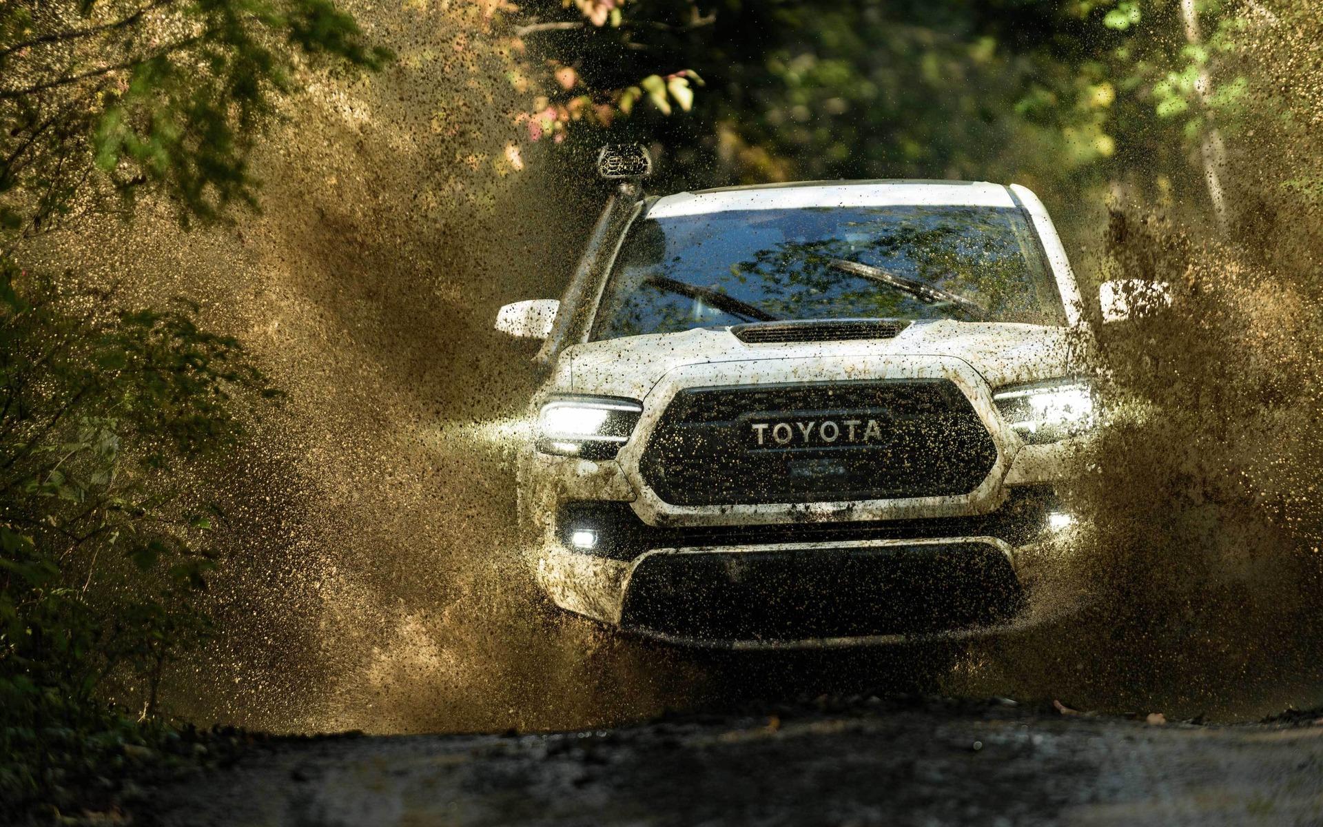 Le Toyota Tacoma 2020 introduit au Salon de l'auto de Chicago 366353_2020_Toyota_Tacoma