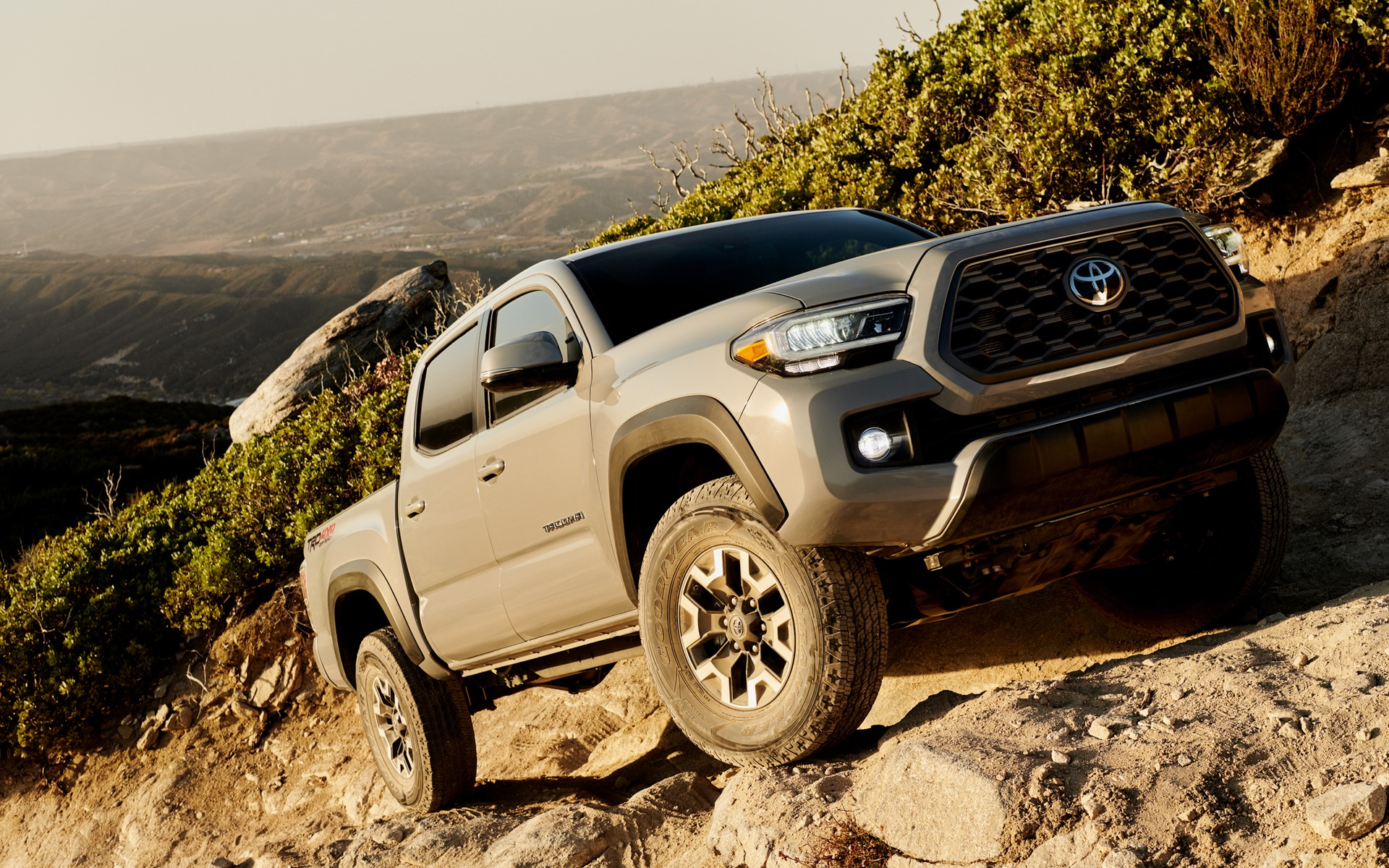 2020 Toyota Tacoma Introduced At The Chicago Auto Show The