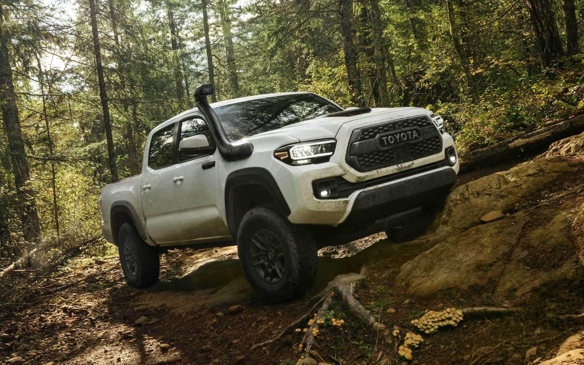 <p>Toyota Tacoma TRD Pro</p>