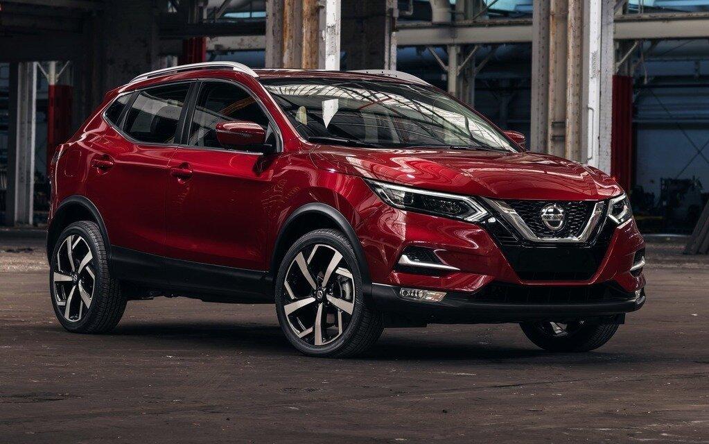 Un nouveau visage pour le Nissan Qashqai 2020 - Guide Auto