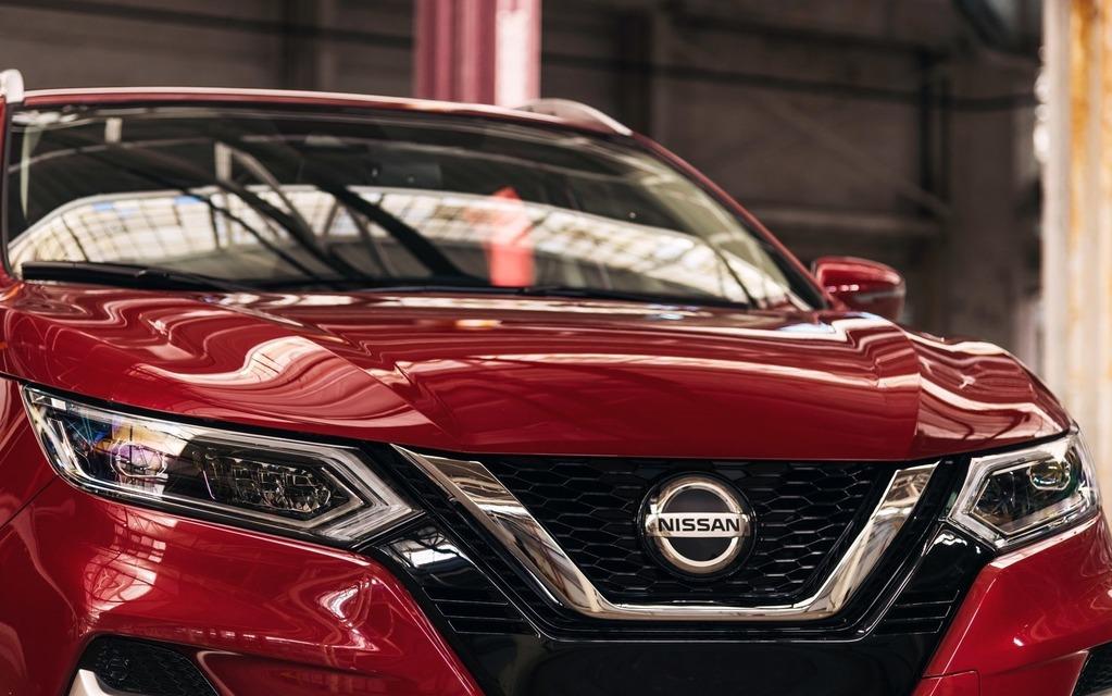 Un nouveau visage pour le Nissan Qashqai 2020 366463_Un_nouveau_visage_pour_le_Nissan_Qashqai_2020