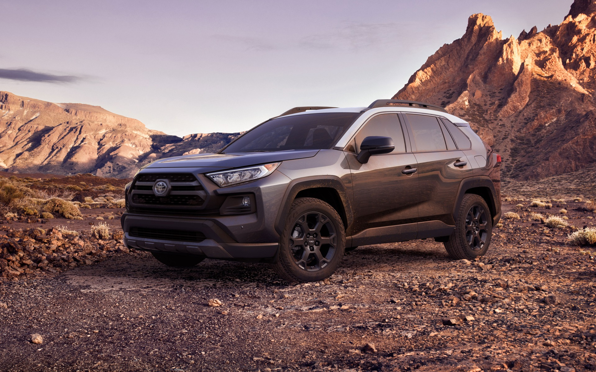 Découvrez le Toyota RAV4 TRD Off-Road 2020 366478_2020_Toyota_RAV4