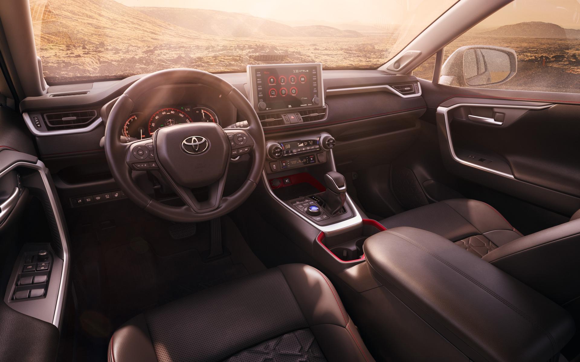 Découvrez le Toyota RAV4 TRD Off-Road 2020 366480_2020_Toyota_RAV4