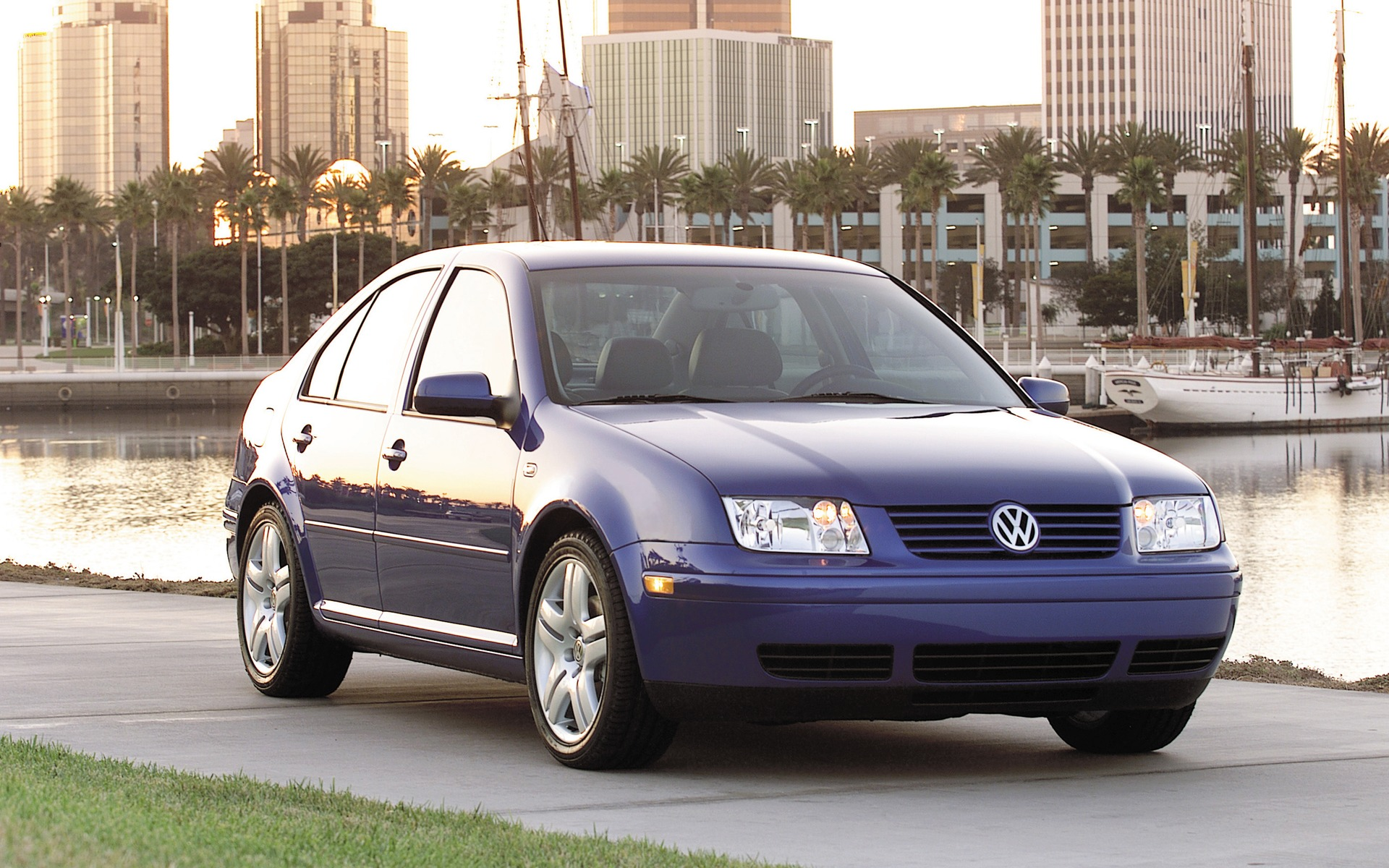 <p>Volkswagen Jetta<br>Generation #4 (1999-2005)</p>