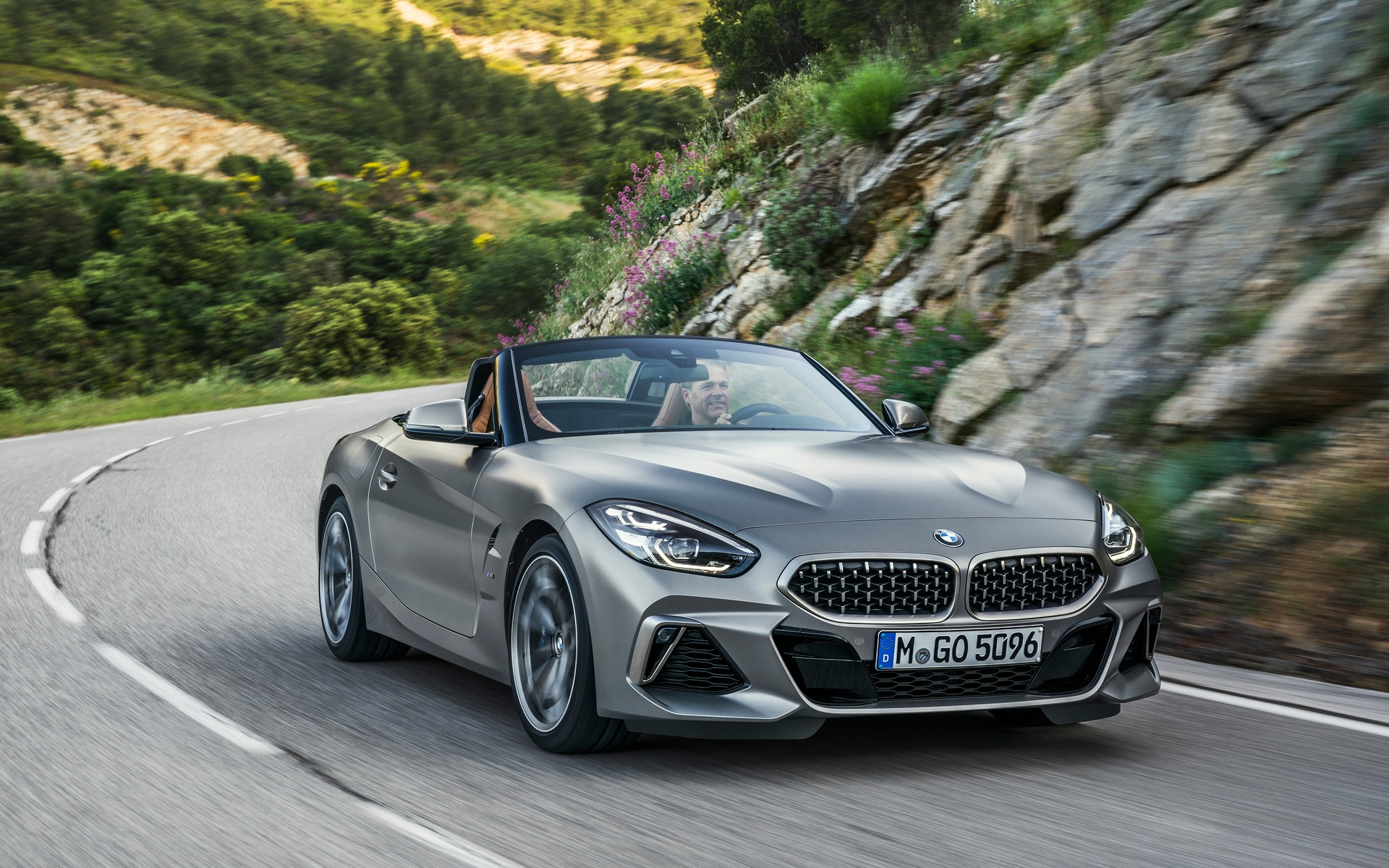 We Re Going To Drive The 2019 Bmw Z4 The Toyota Supra S Mechanical
